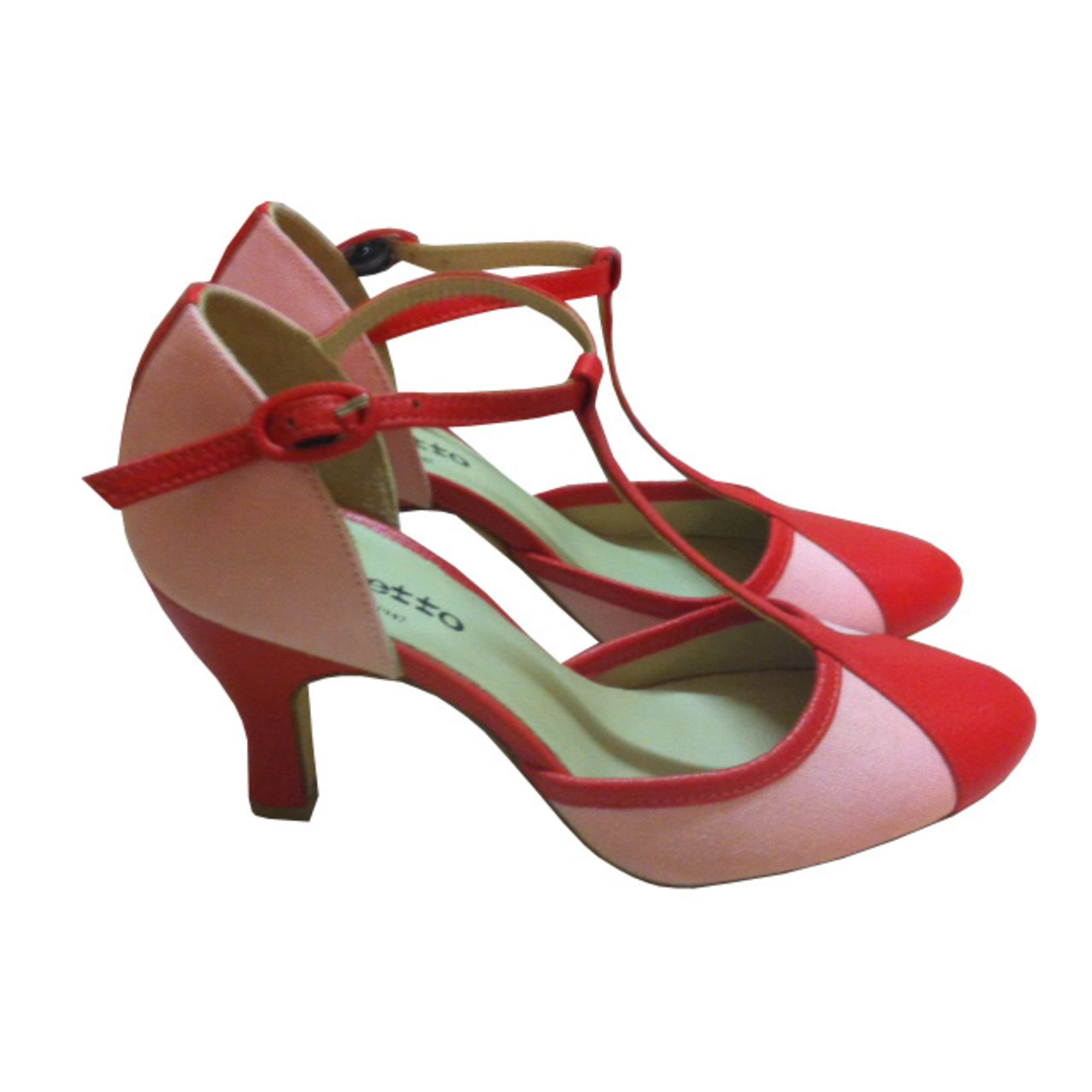 36e1249af65 Salomés REPETTO 36 rouge vendu par Indigo chaussures - 2111128