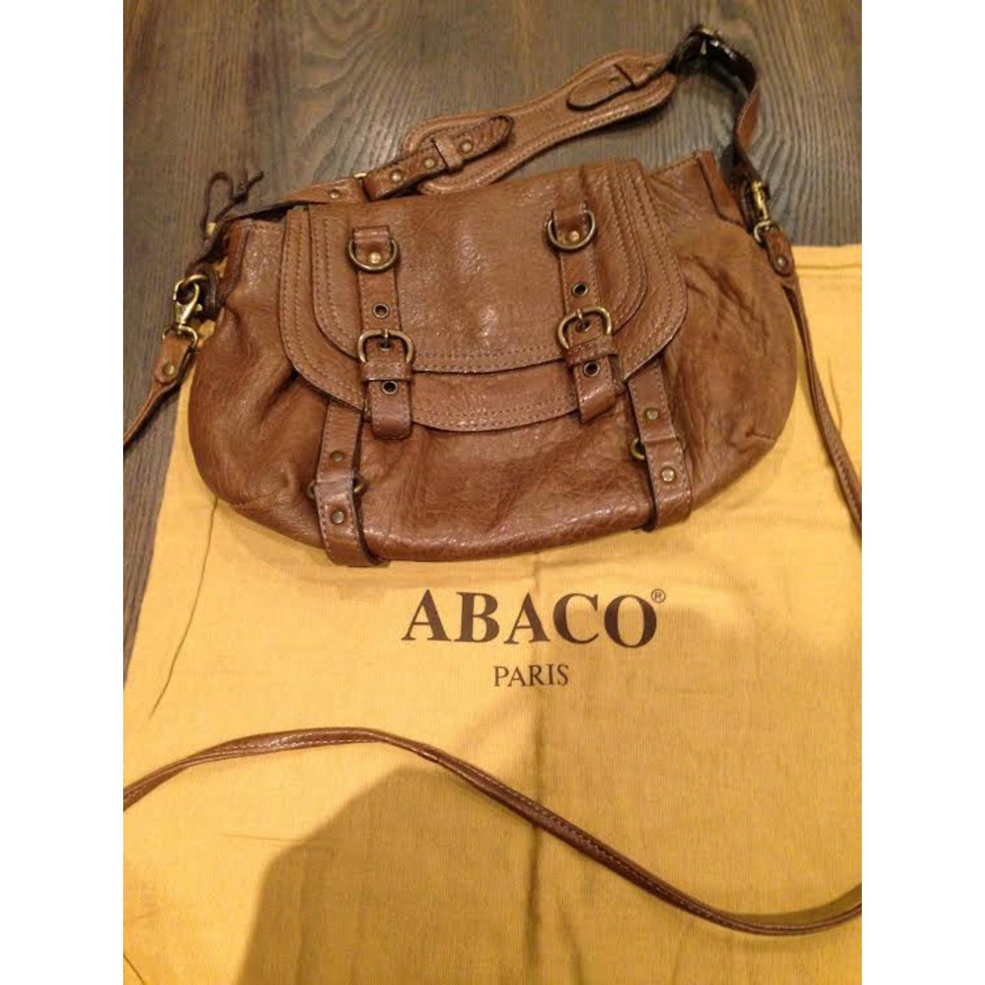 Abaco O Beige mag Cuir En 2134008 Sac Par Vendu by Bandoulière rdxBeCWoQ