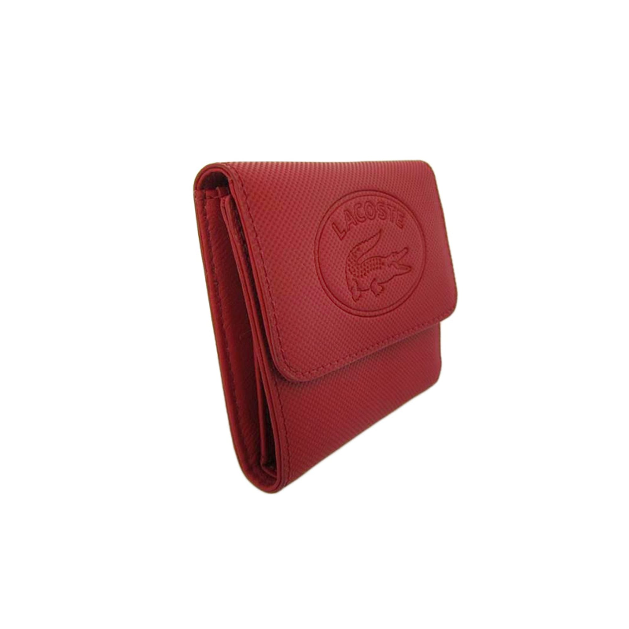 c421a709a8 Portefeuille LACOSTE rouge vendu par Thierry roger568232 - 2143849