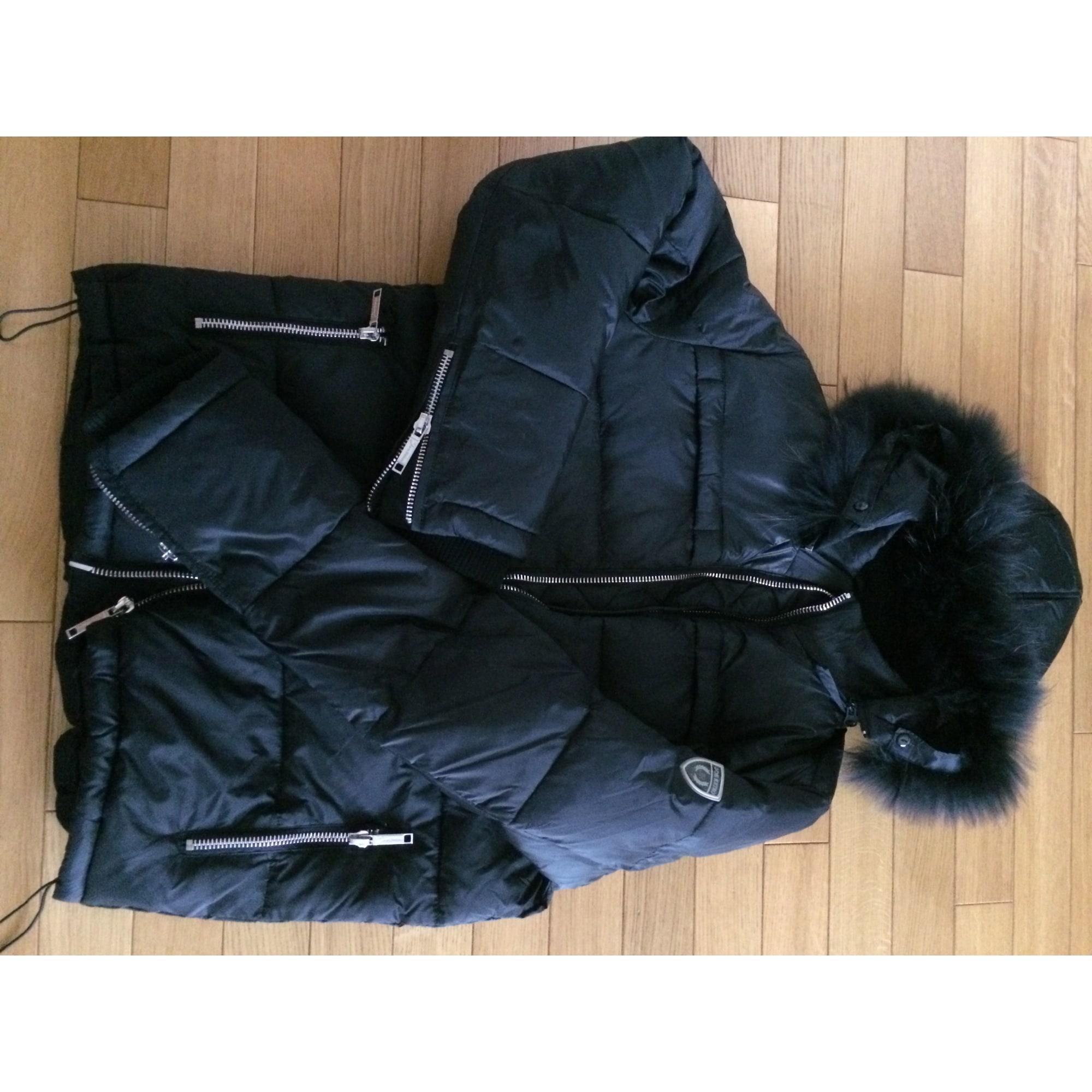 Doudoune JOE RETRO 52 (L) noir vendu par Cédric cpz591133 - 2157424 ca3be2cb2710