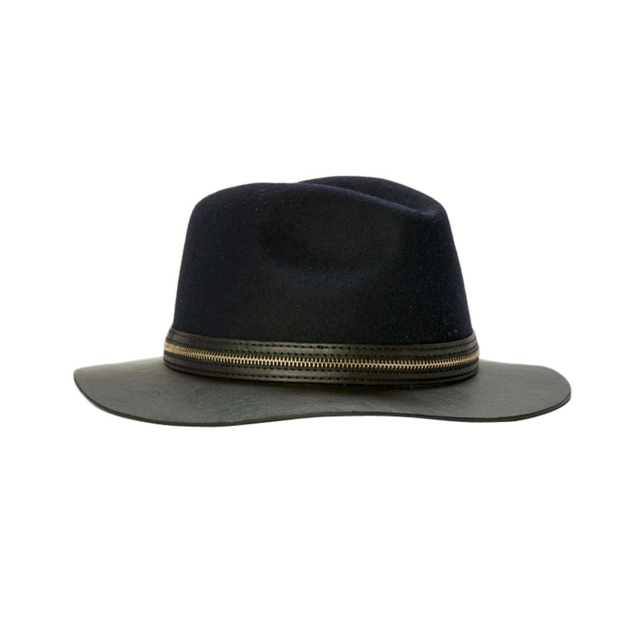 825c399b091 Chapeau ZARA Taille unique noir vendu par Emma 2897885 - 2179502