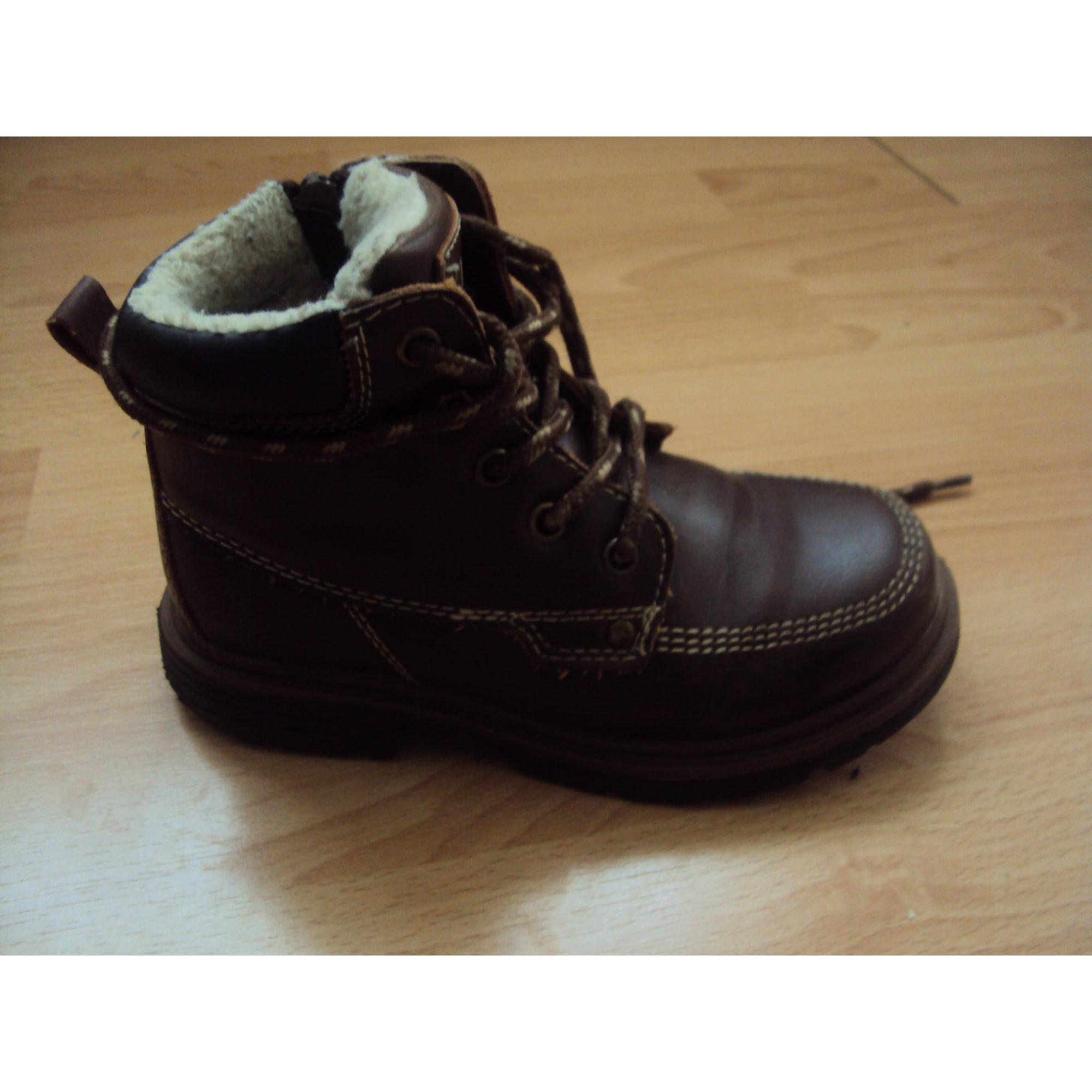 Chaussures à lacets NEW LANDER 29 marron - 2195733 a58a8dad63e