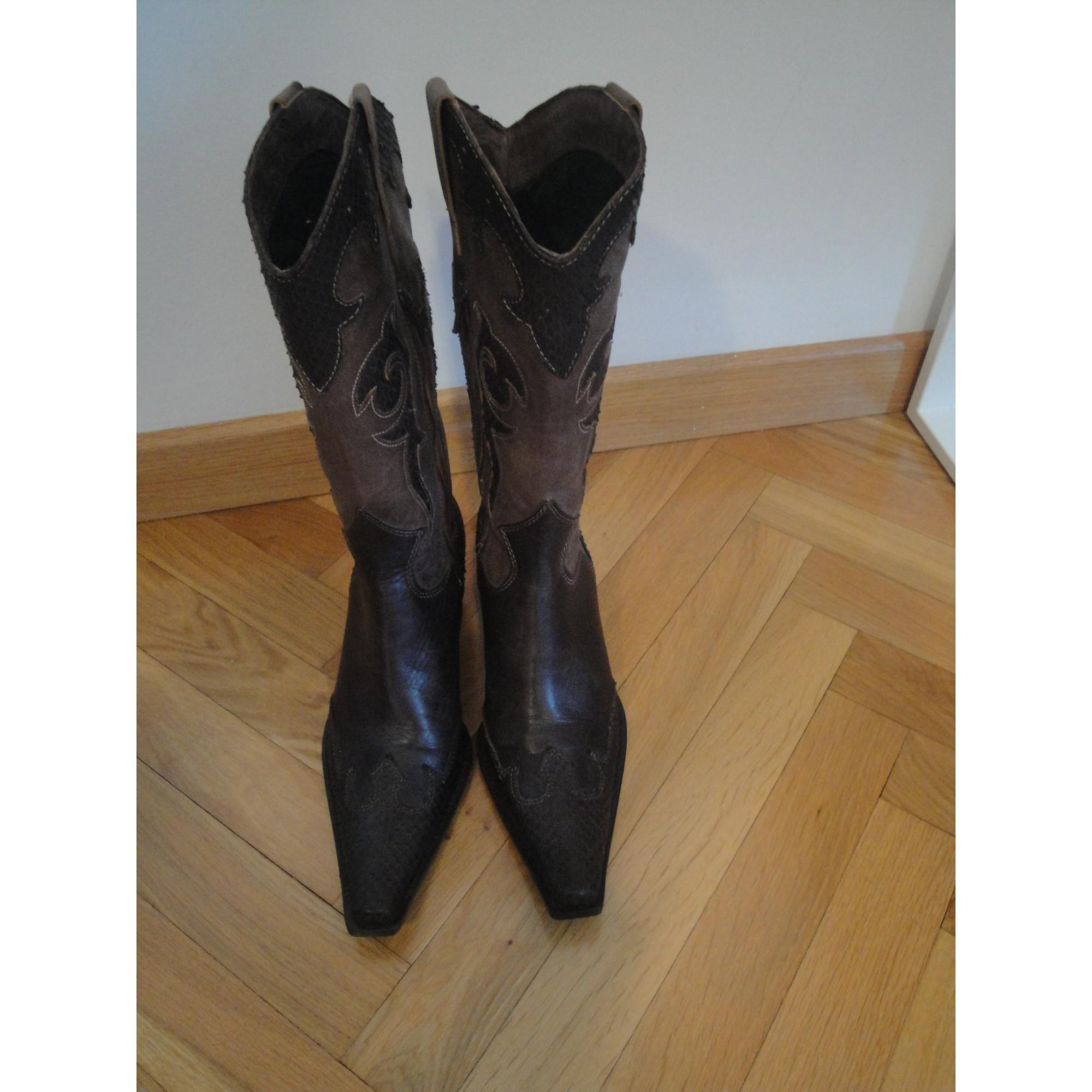 pas cher pour réduction e9897 62ff1 Santiags, bottes cowboy