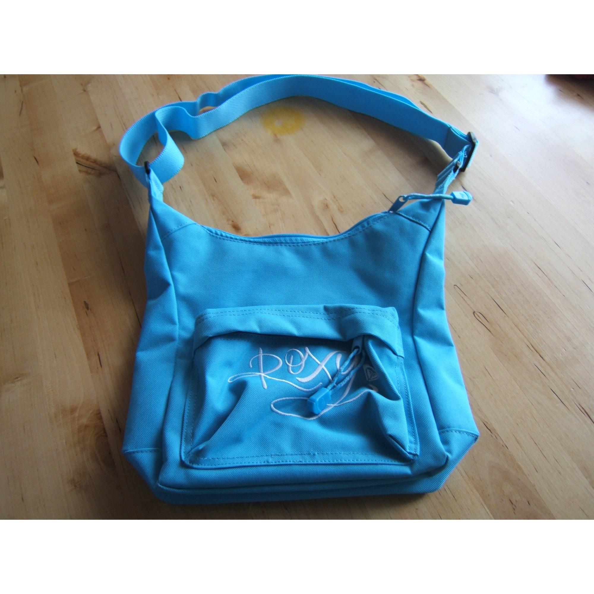 Tissu 2204551 En Roxy Bleu Bandoulière Sac v0nNwm8O