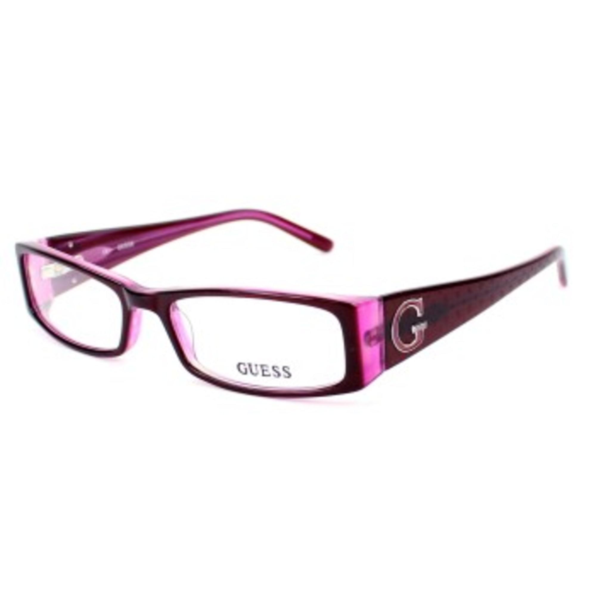 aa335372388ee6 Monture de lunettes GUESS rose vendu par Gladnana60589 - 2206266