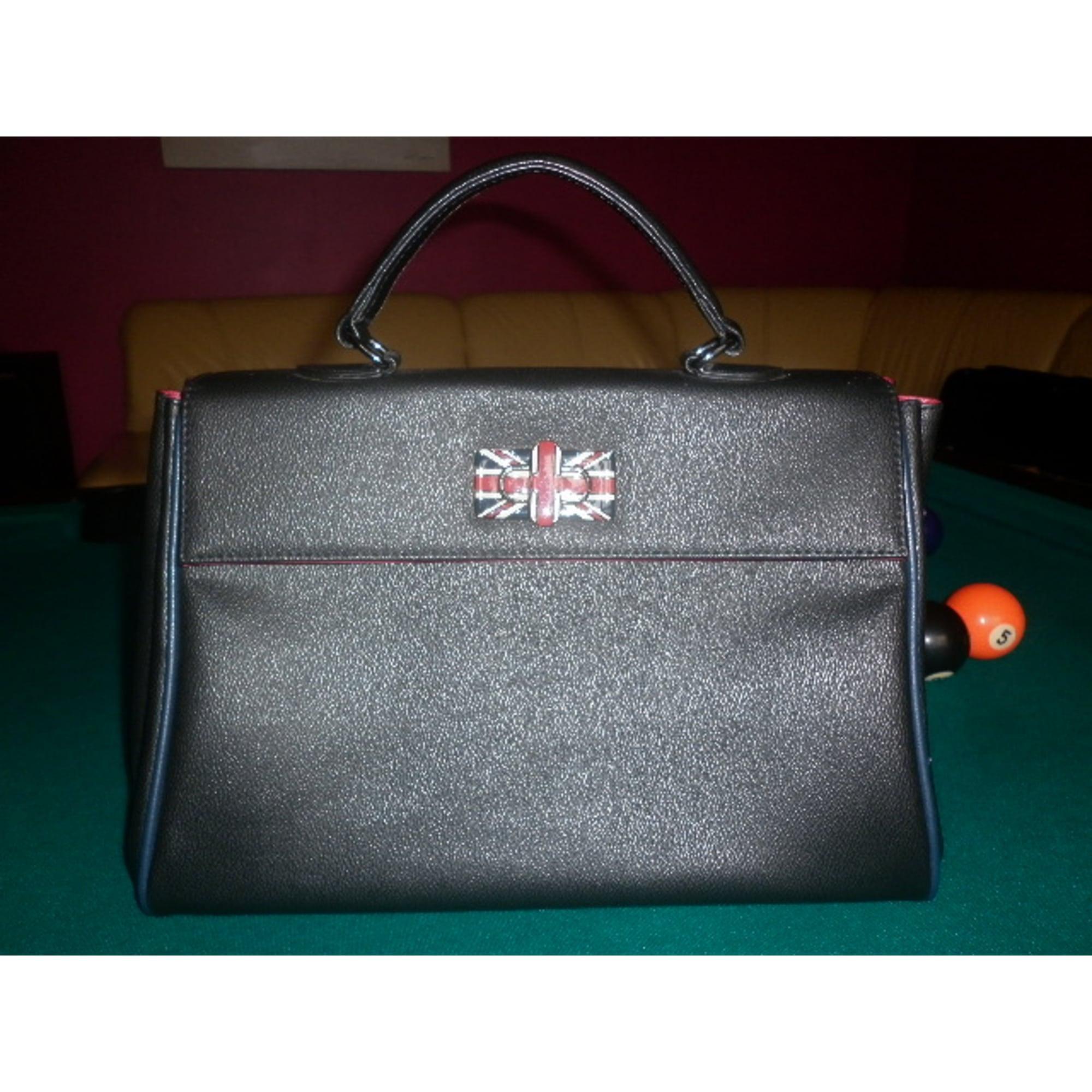 7807ca6d37 Sac à main en cuir MINI COOPER noir vendu par Zaz 24484967 - 2215925