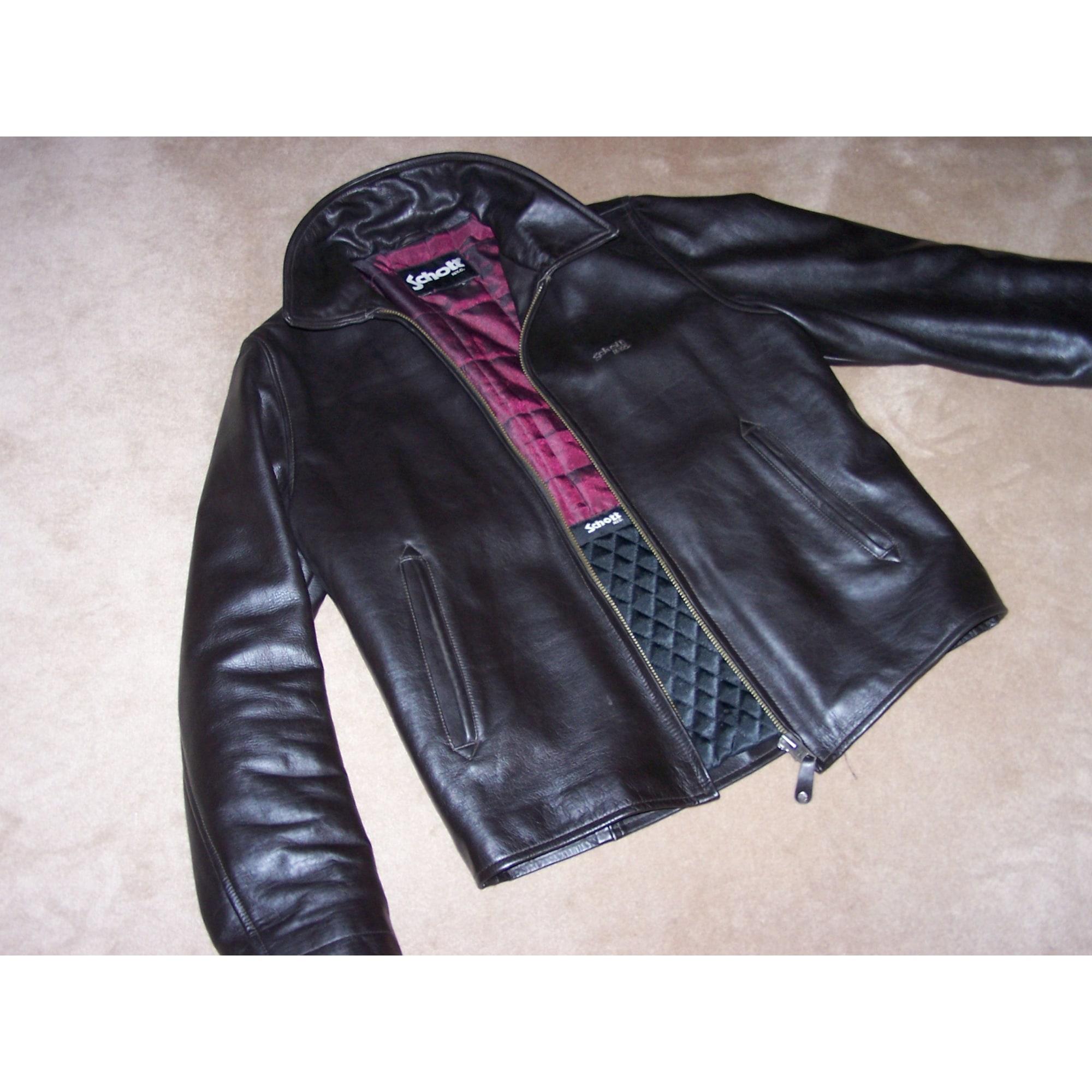 Achat veste cuir redskins
