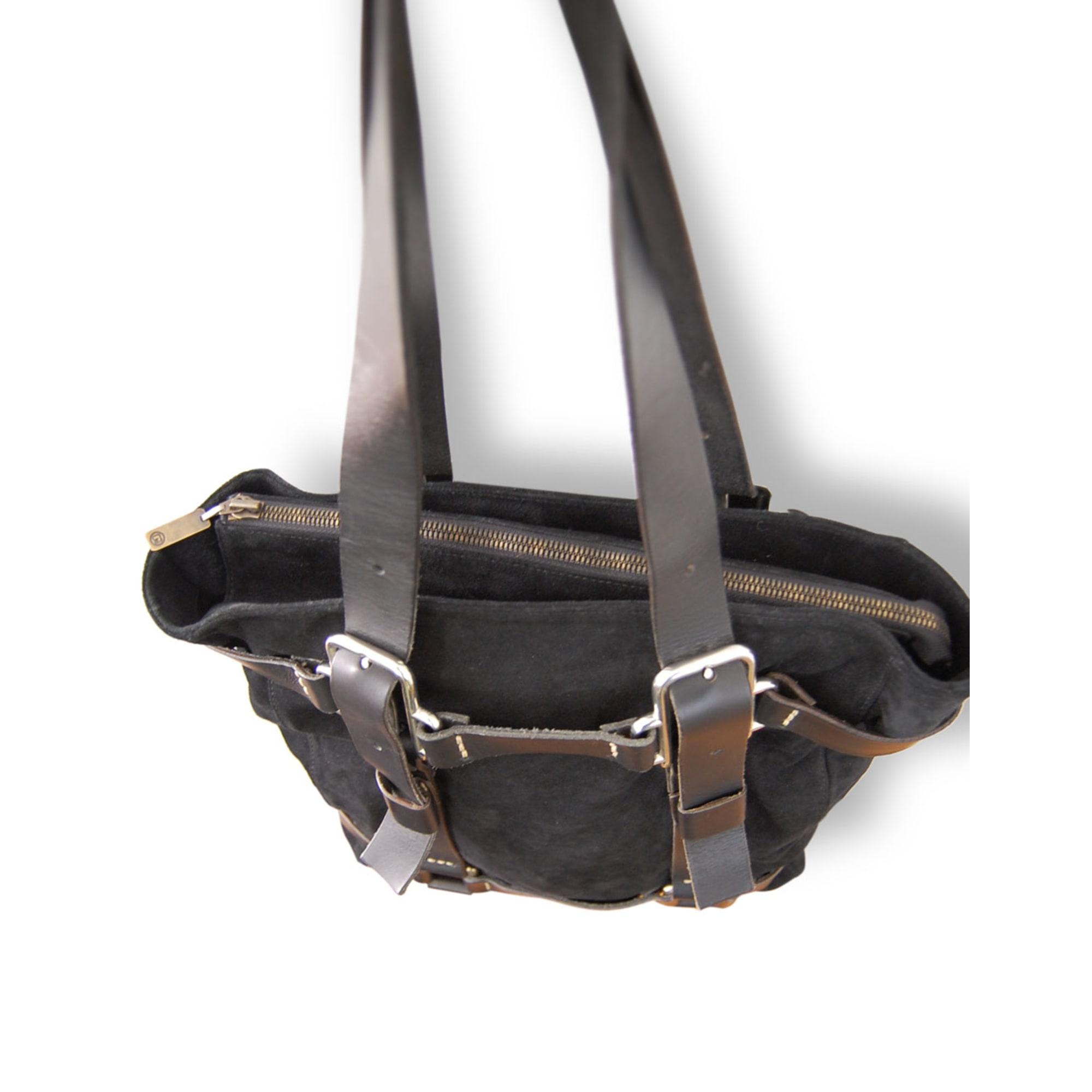 Sac noir cuir en XL RABANNE PACO 2288784 4qA0q8nrp