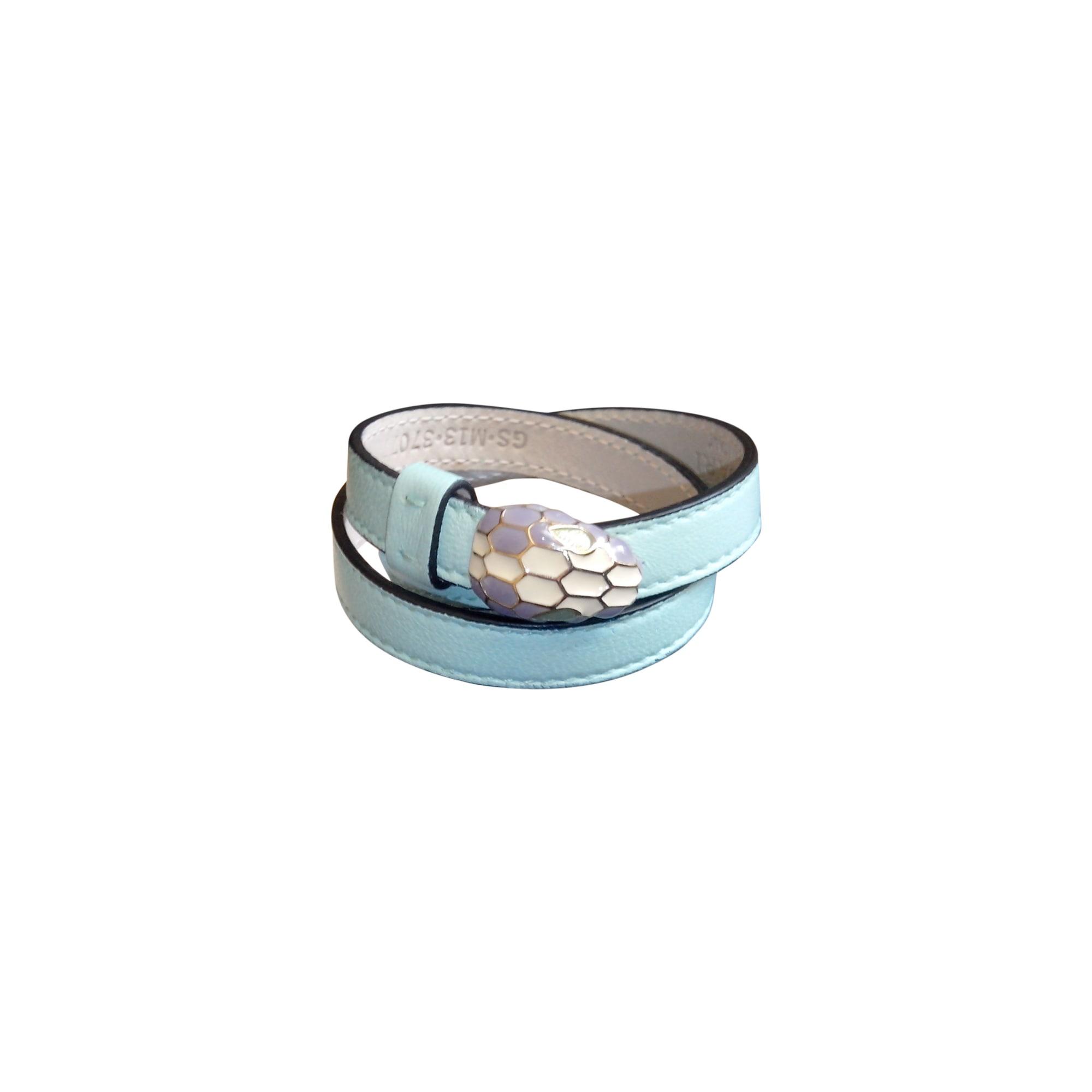 Bracelet BULGARI Bleu, bleu marine, bleu turquoise