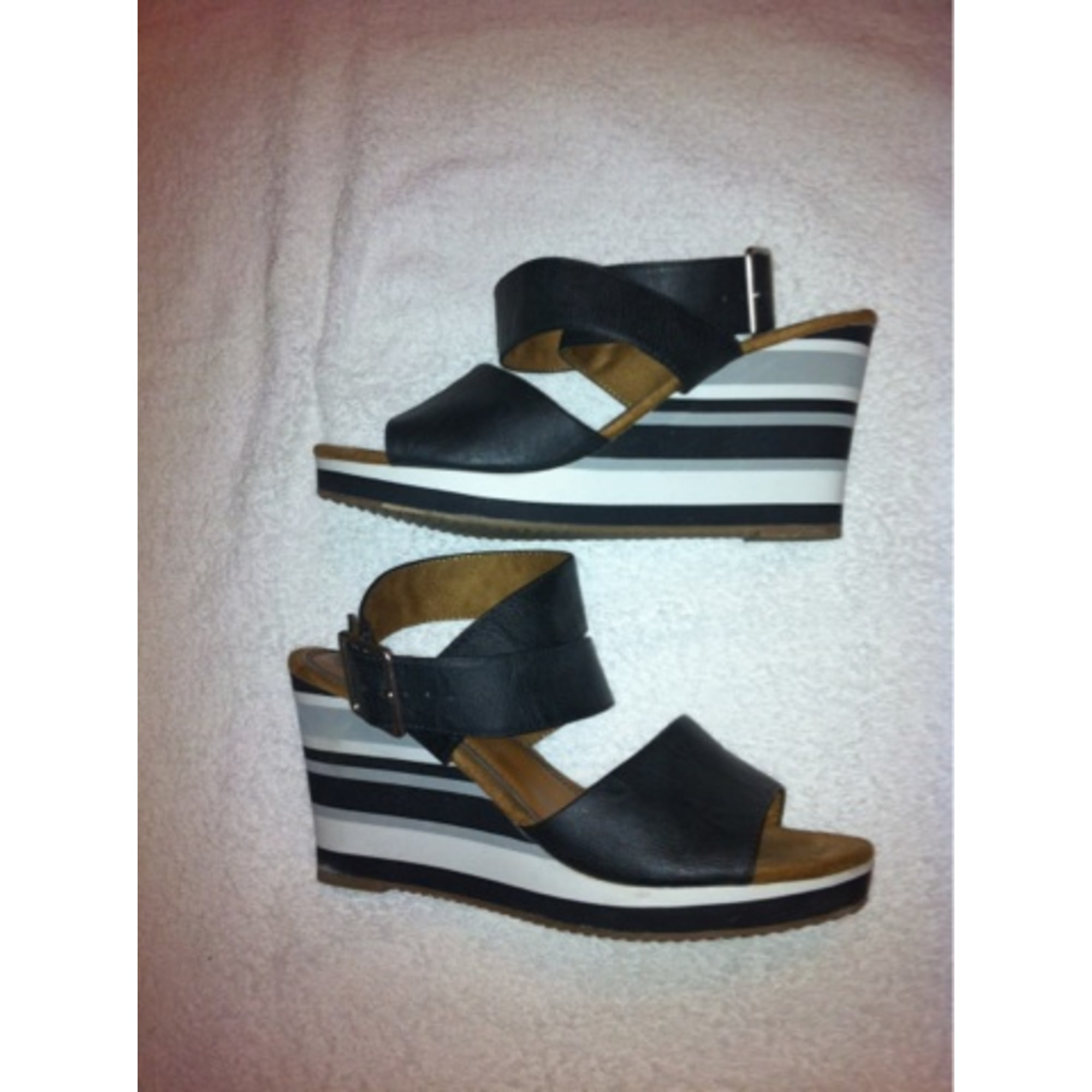 tamaris 38 sandales en vente | eBay