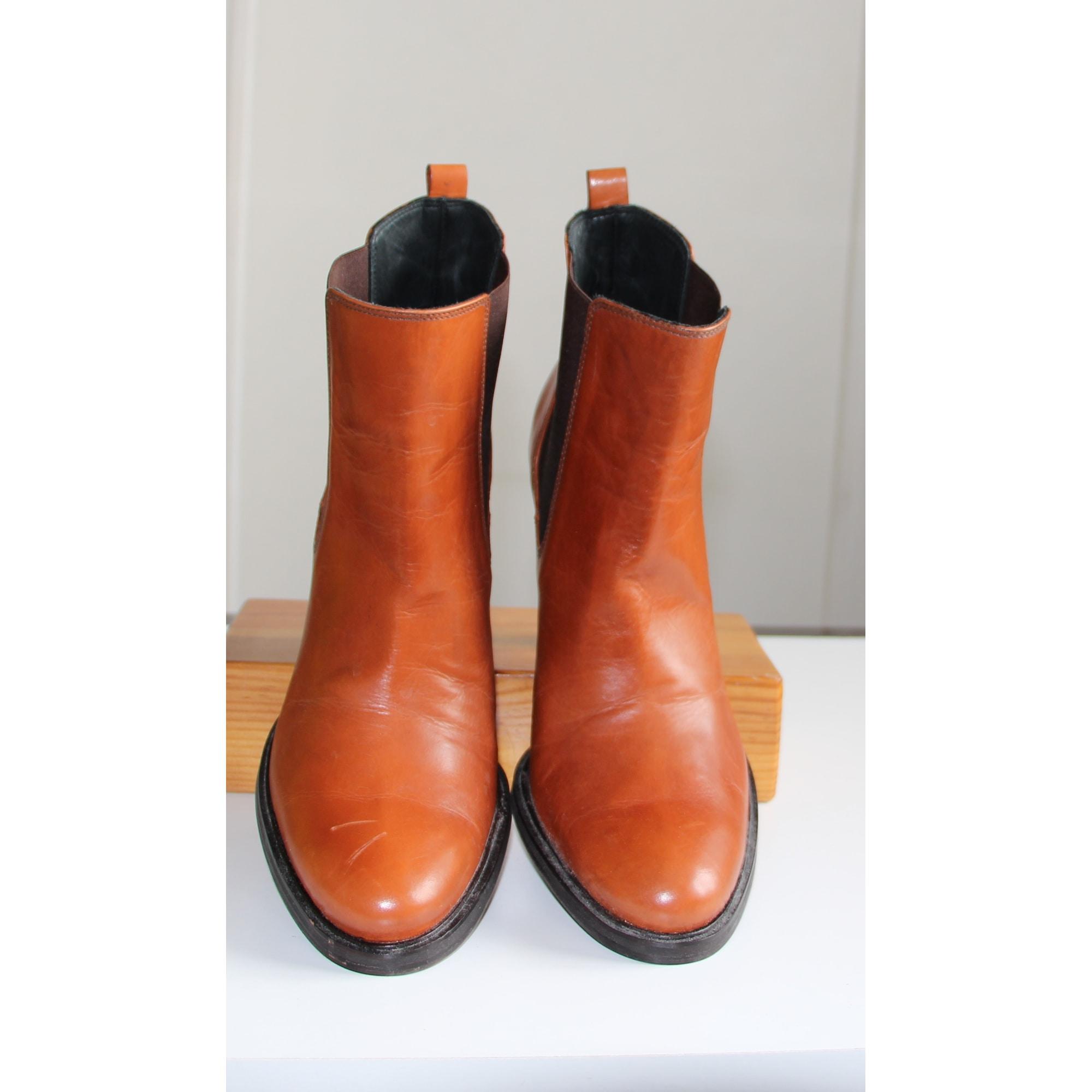Low Boots Talons Bottinesamp; À Bottinesamp; Low FJTKcl13