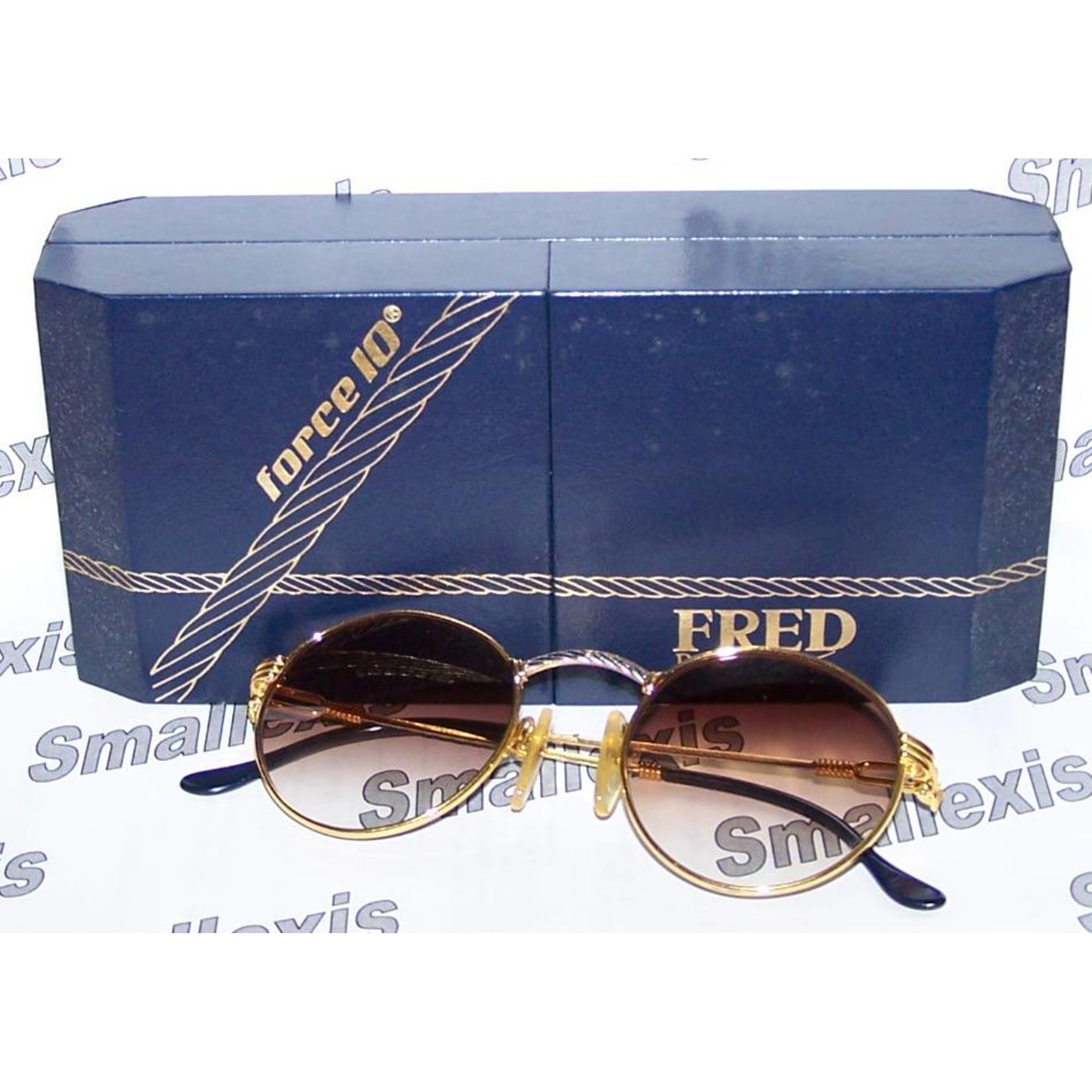 Lunettes de soleil FRED doré vendu par Bouriquette61981 - 2370982 fa41b78000ac