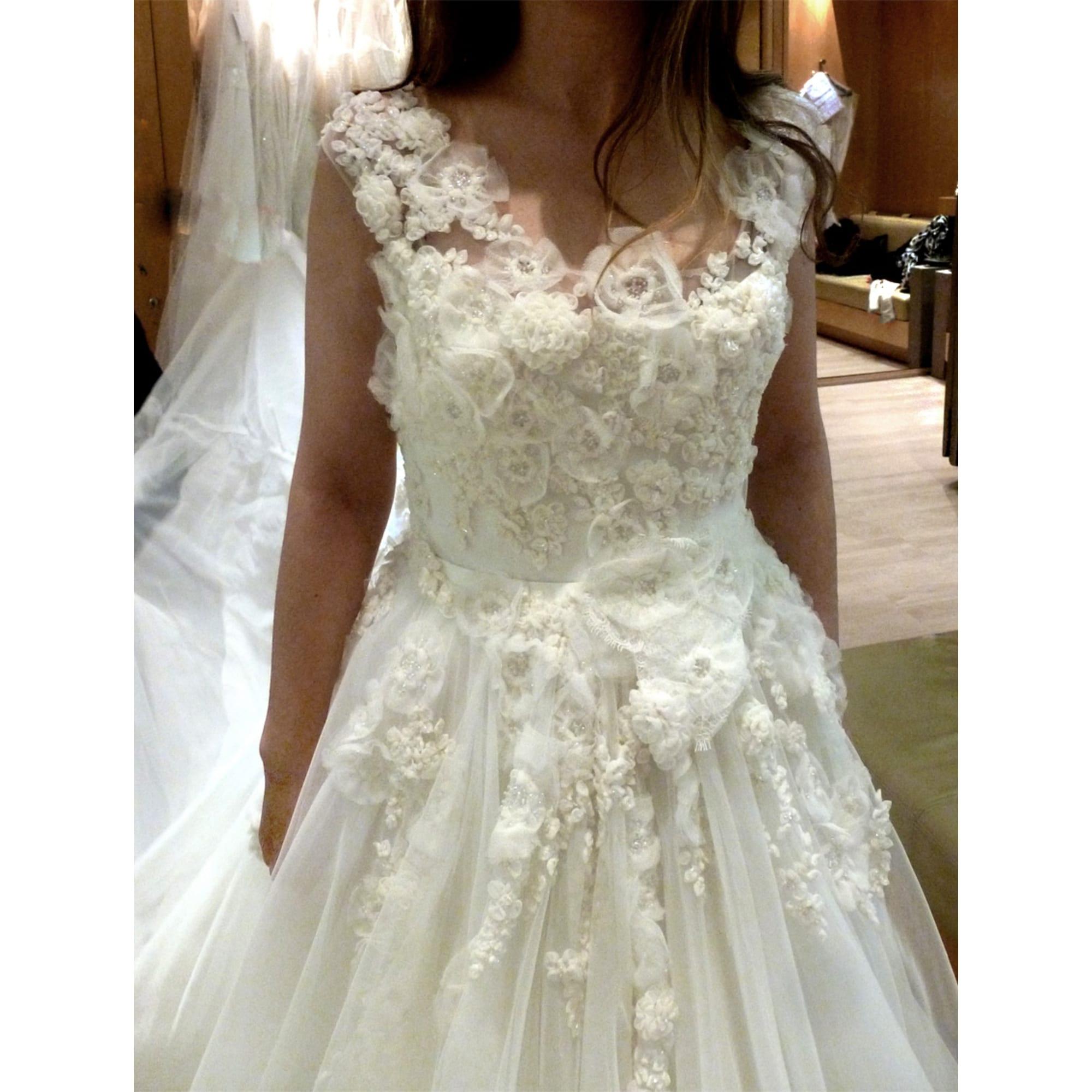 af842d34237 Robe de mariée ELIE SAAB 36 (S
