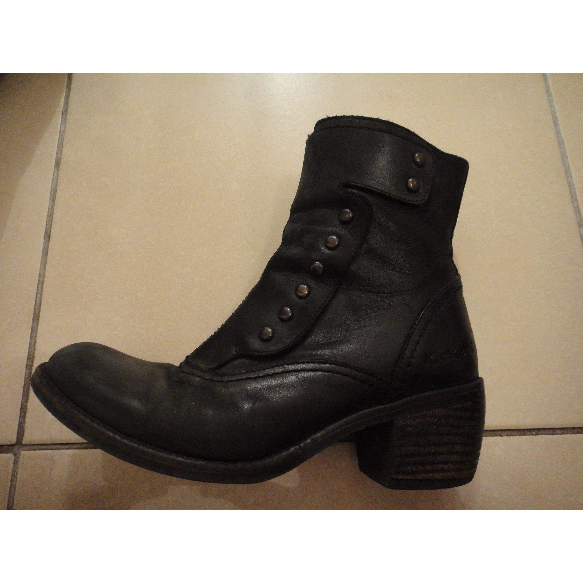 à talons Bottineslow Bottineslow boots boots OZwuPkXiT