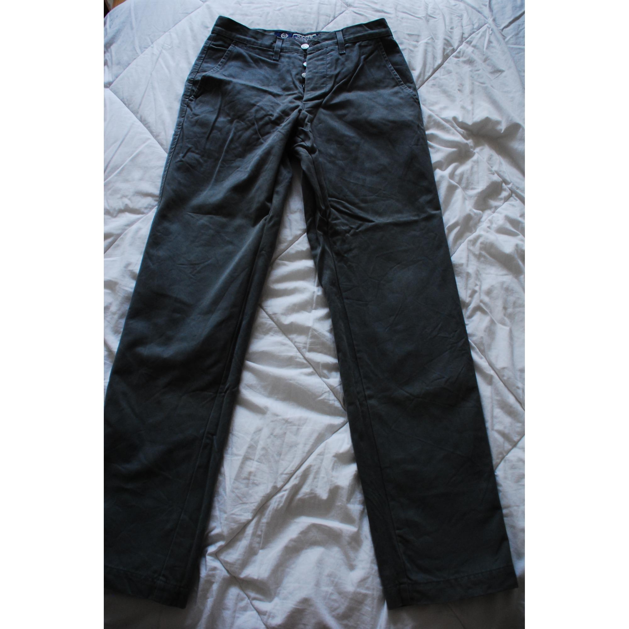 62d4271d55e Pantalon droit LEE COOPER 40 (M) gris - 2412293