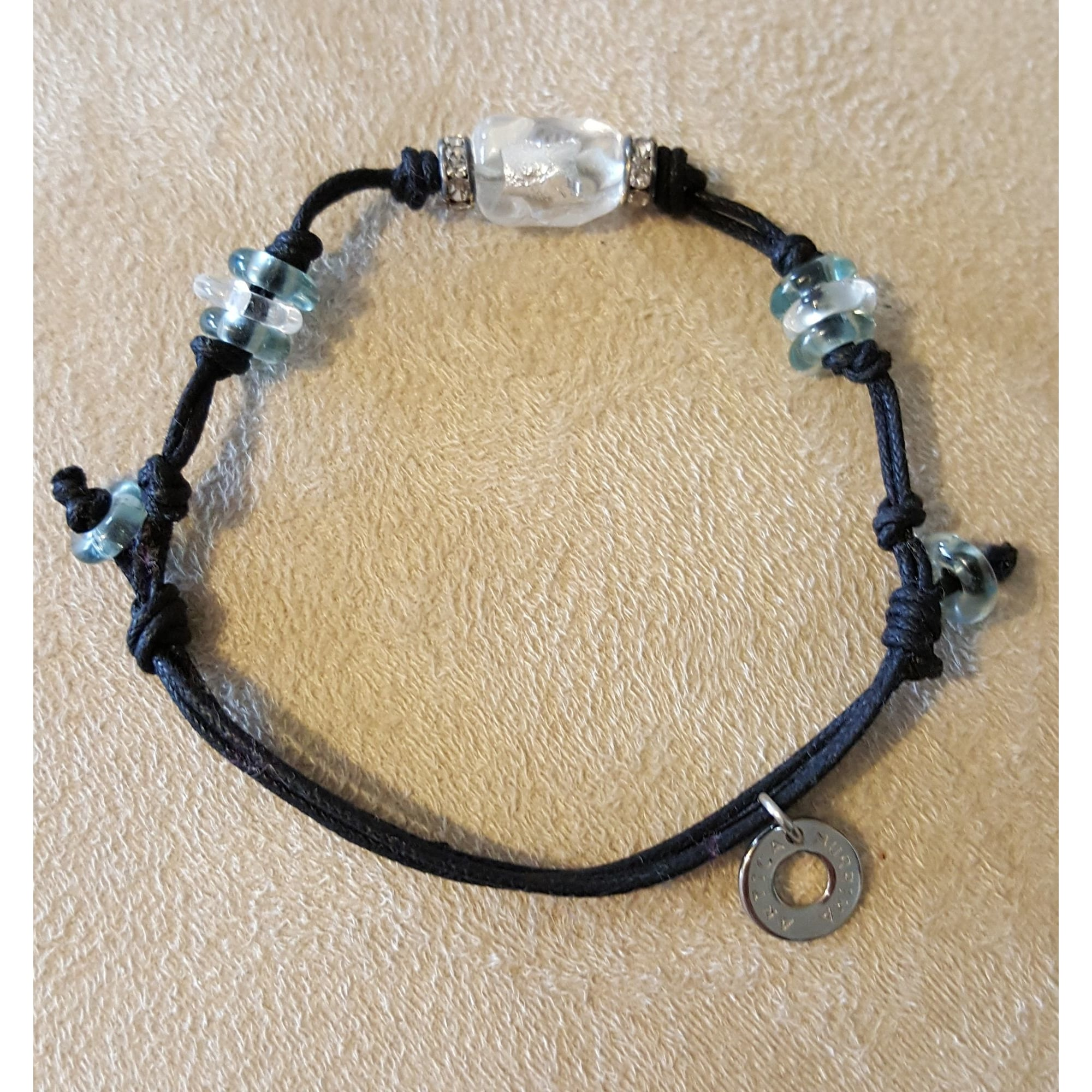Bracelet ANTICA MURRINA Gris, anthracite
