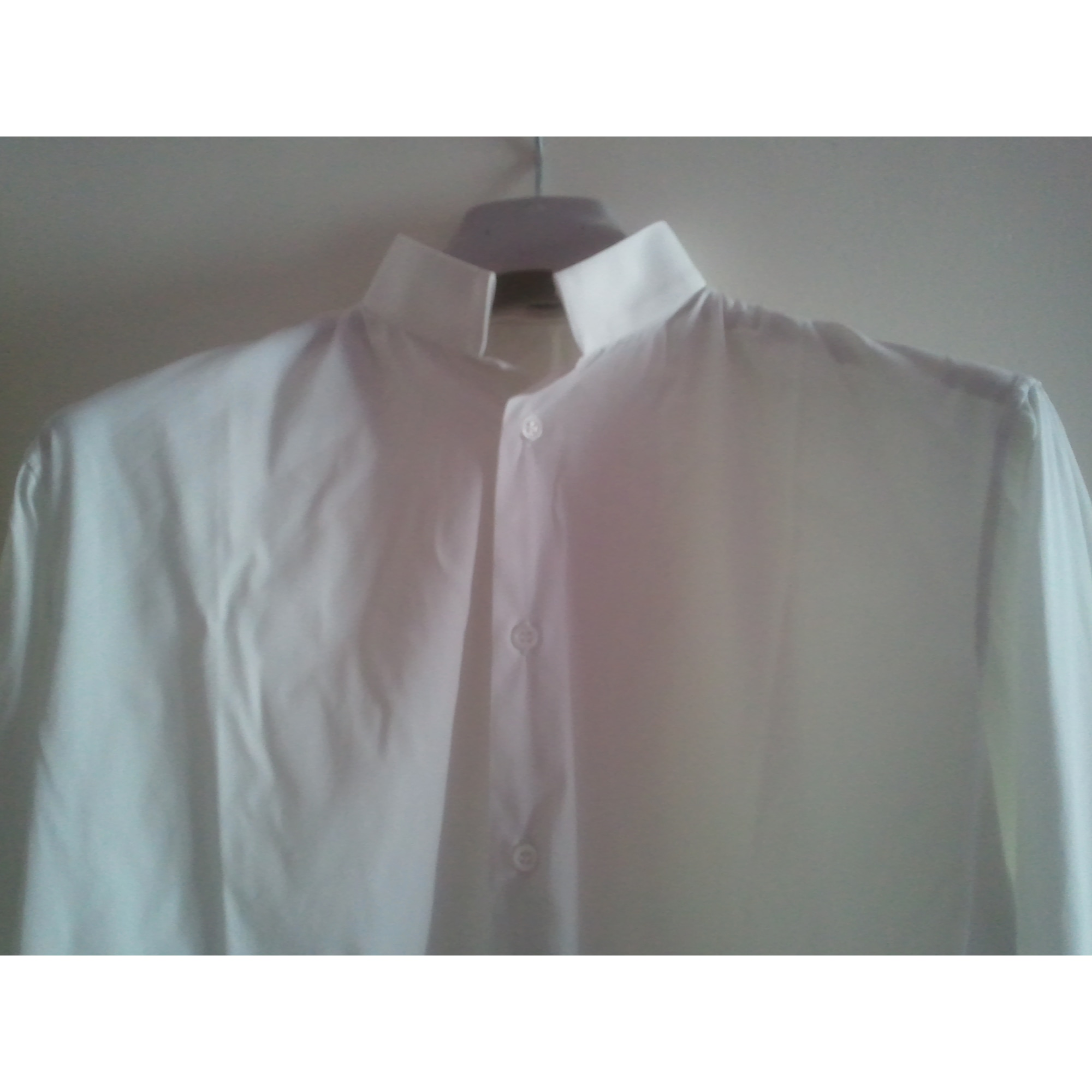 562f0f75c41e Chemise DIOR HOMME 39 40 (M) blanc vendu par Nelsymode - 245055