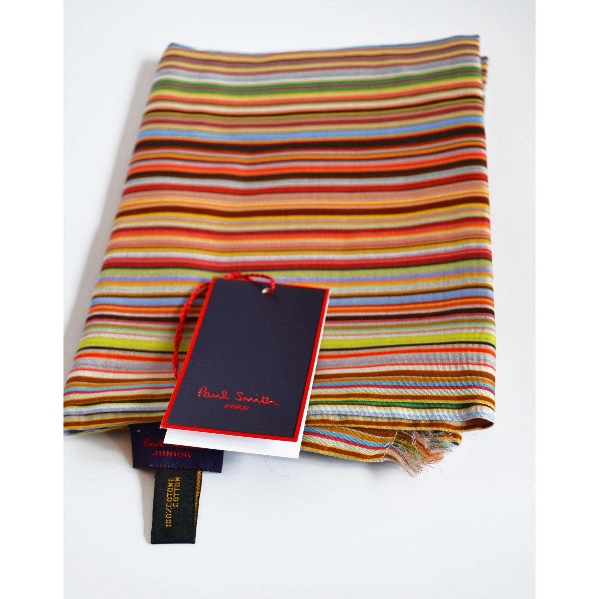 Foulard PAUL SMITH JUNIOR multicouleur vendu par Vide dressing luxe ... ad93e9dc12a