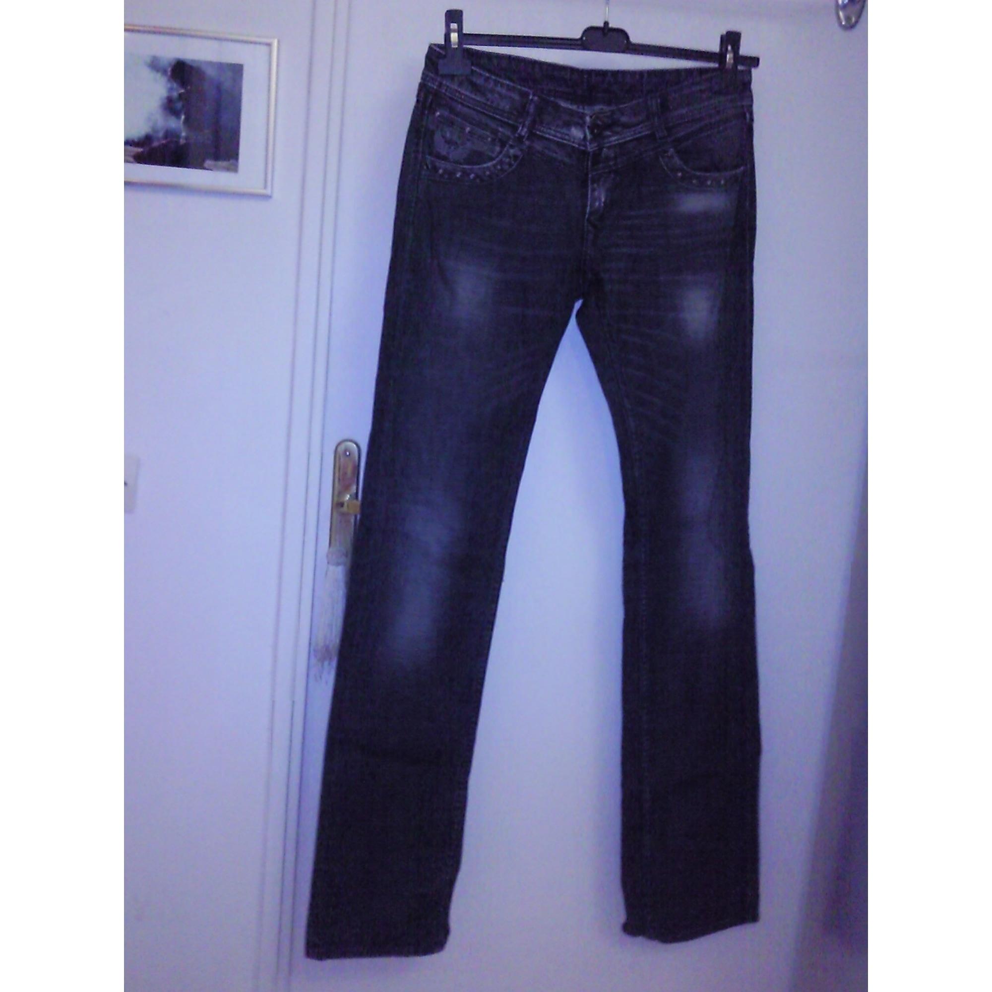 Jeans large, boyfriend KAPORAL W30 (T 40) gris - 2489143 a11aecda92e