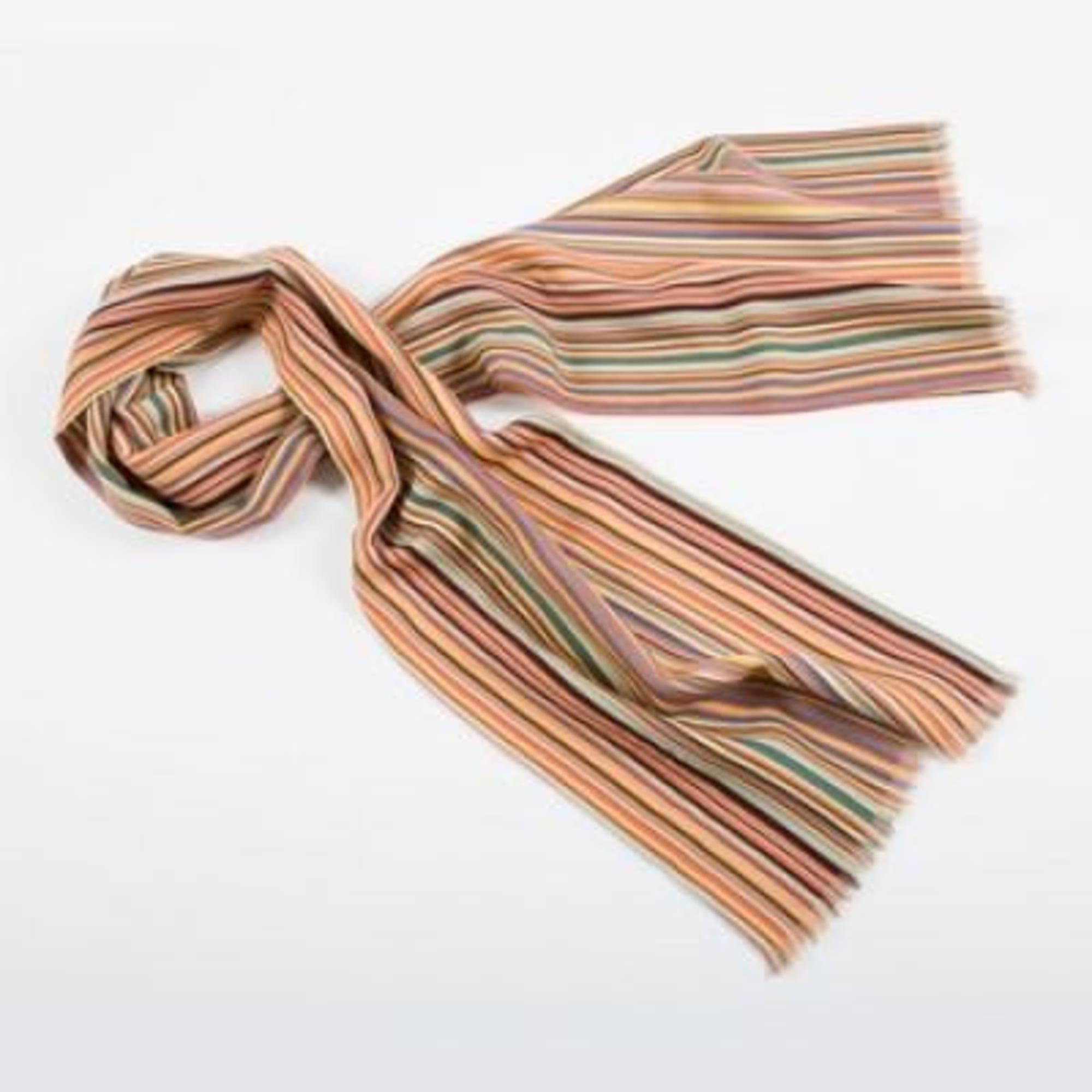 Echarpe PAUL SMITH multicolore vendu par Maxime 63488713 - 2505431 2bd322e9fb7
