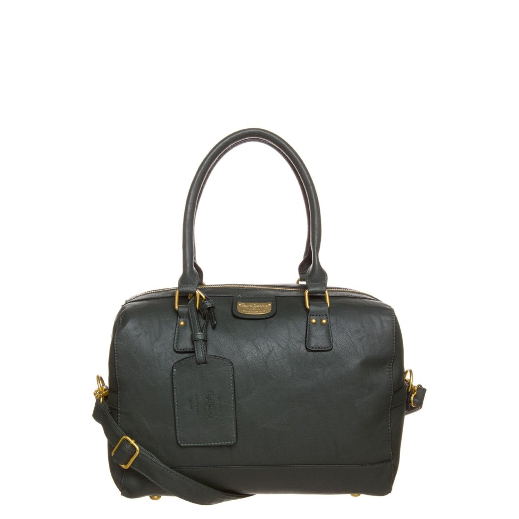 29480c7599d Sac à main en cuir PEPE JEANS noir vendu par Géraldine 156303 - 2521287