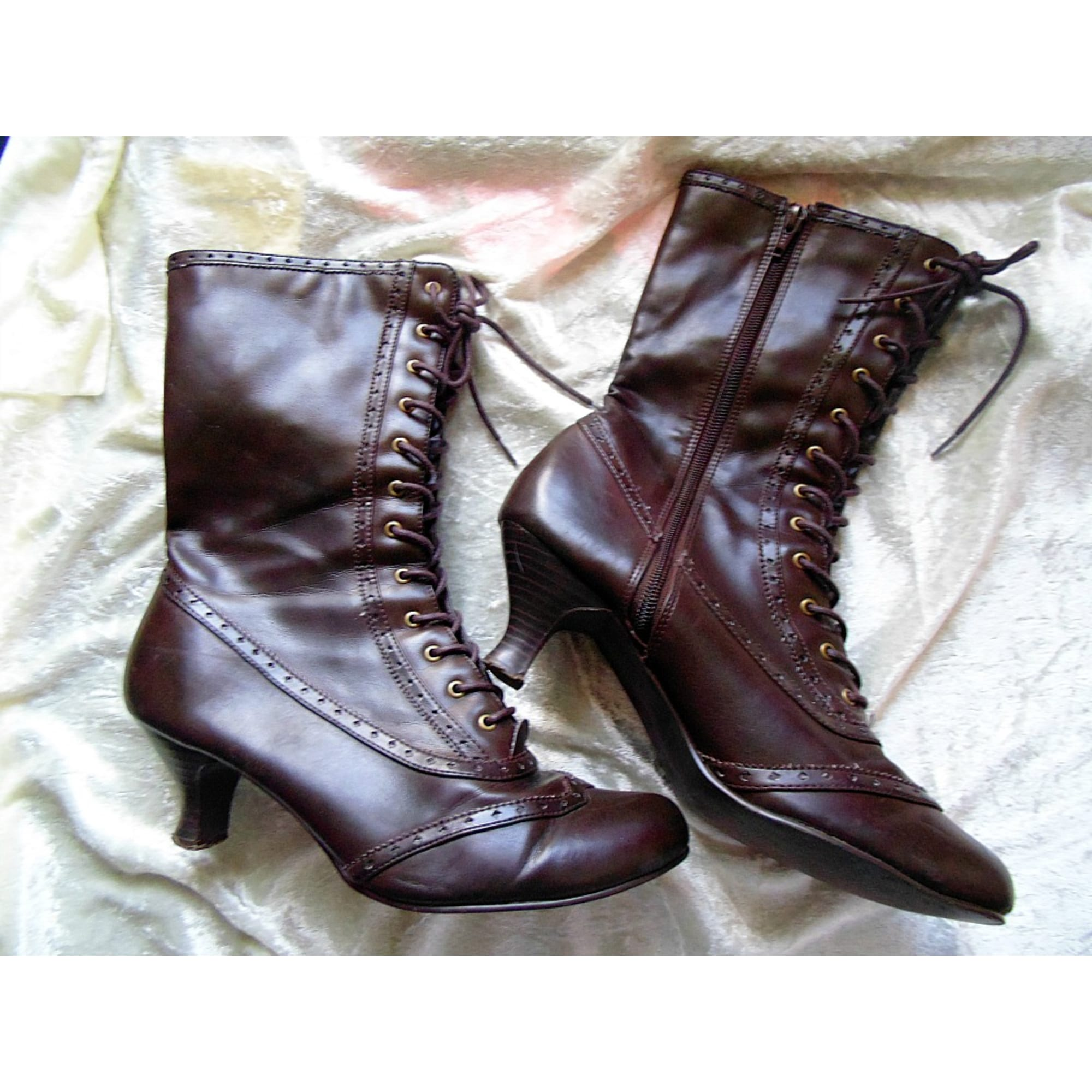 Bottinesamp; À Low À Low Talons Bottinesamp; Boots Boots À Talons Bottinesamp; Boots Low qMVSUzpG