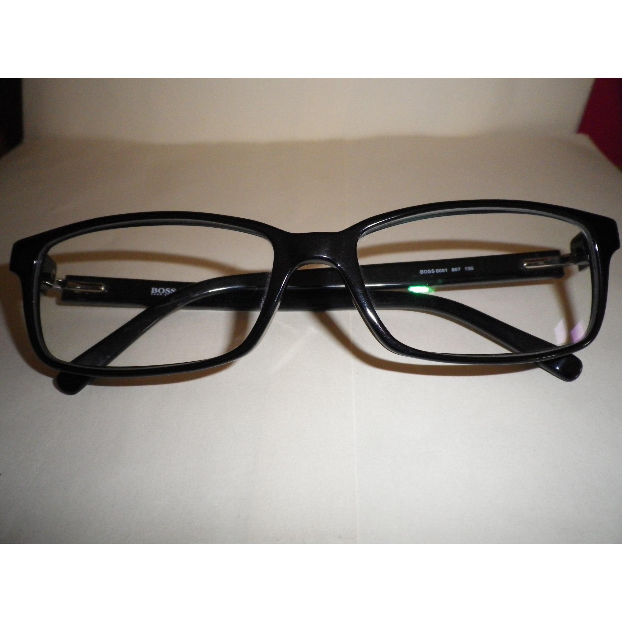 382ad3495acea Monture de lunettes HUGO BOSS noir - 2594075