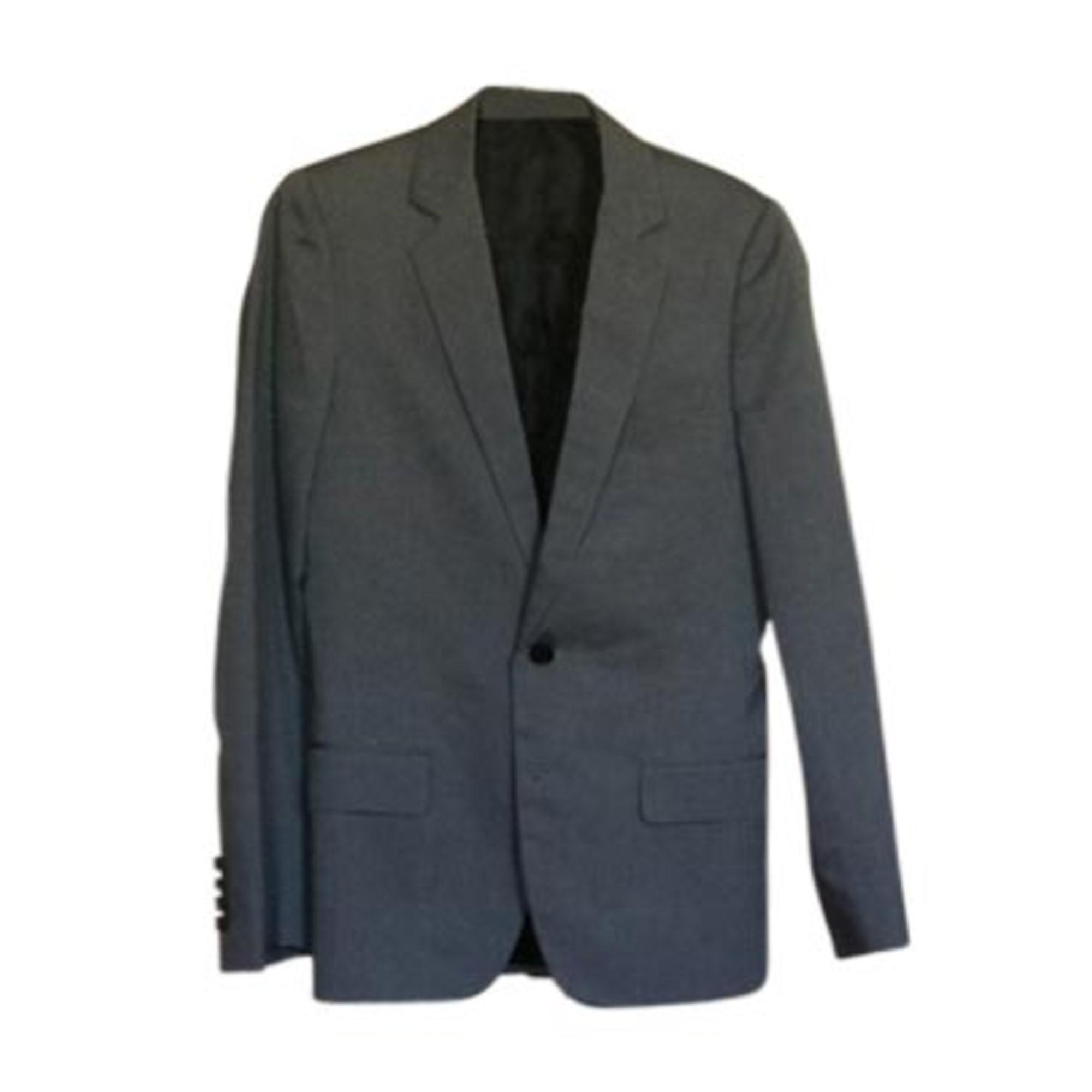 fd85584c71dc Veste de costume DIOR HOMME 44 (S) gris - 2605213