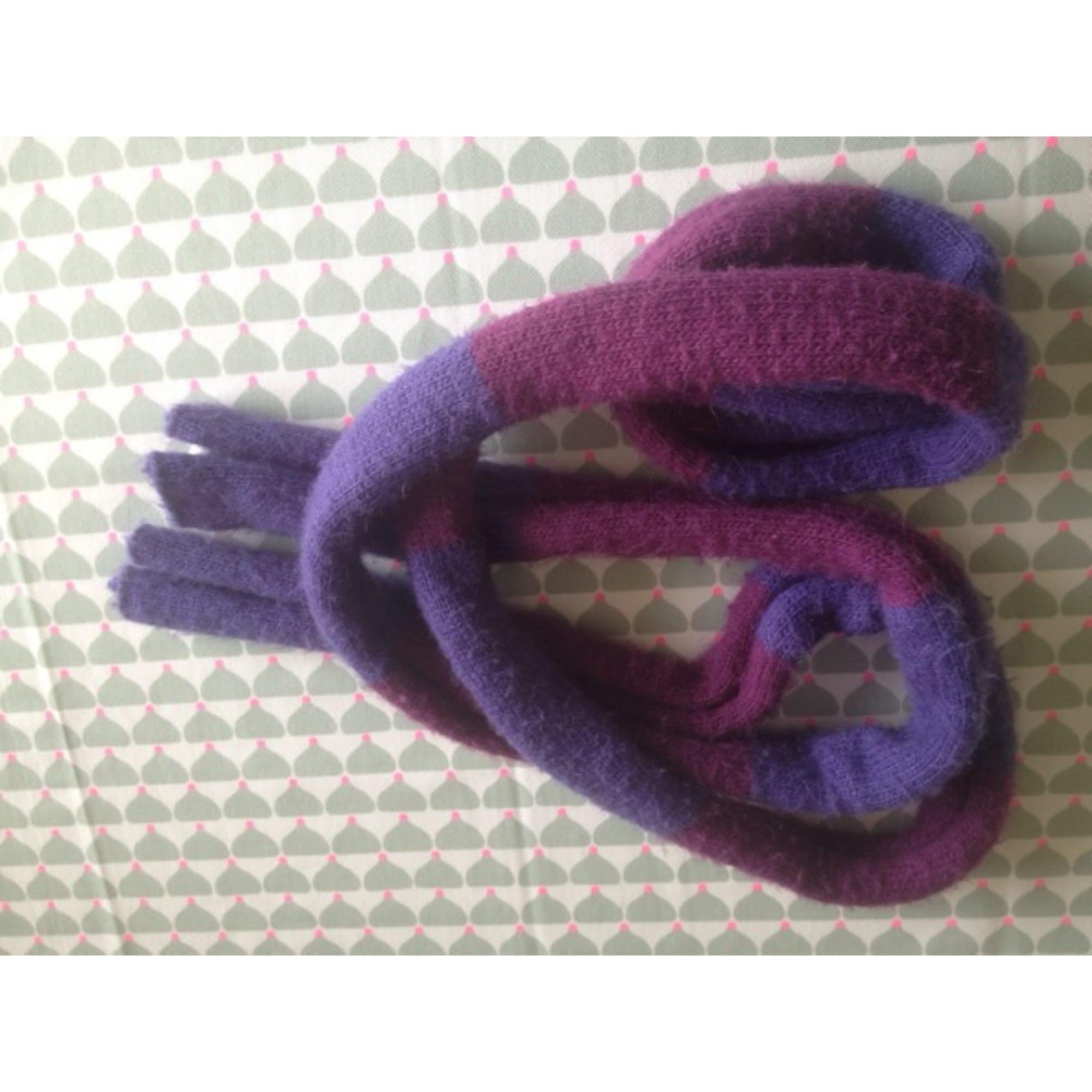Echarpe SESSUN Violet, mauve, lavande
