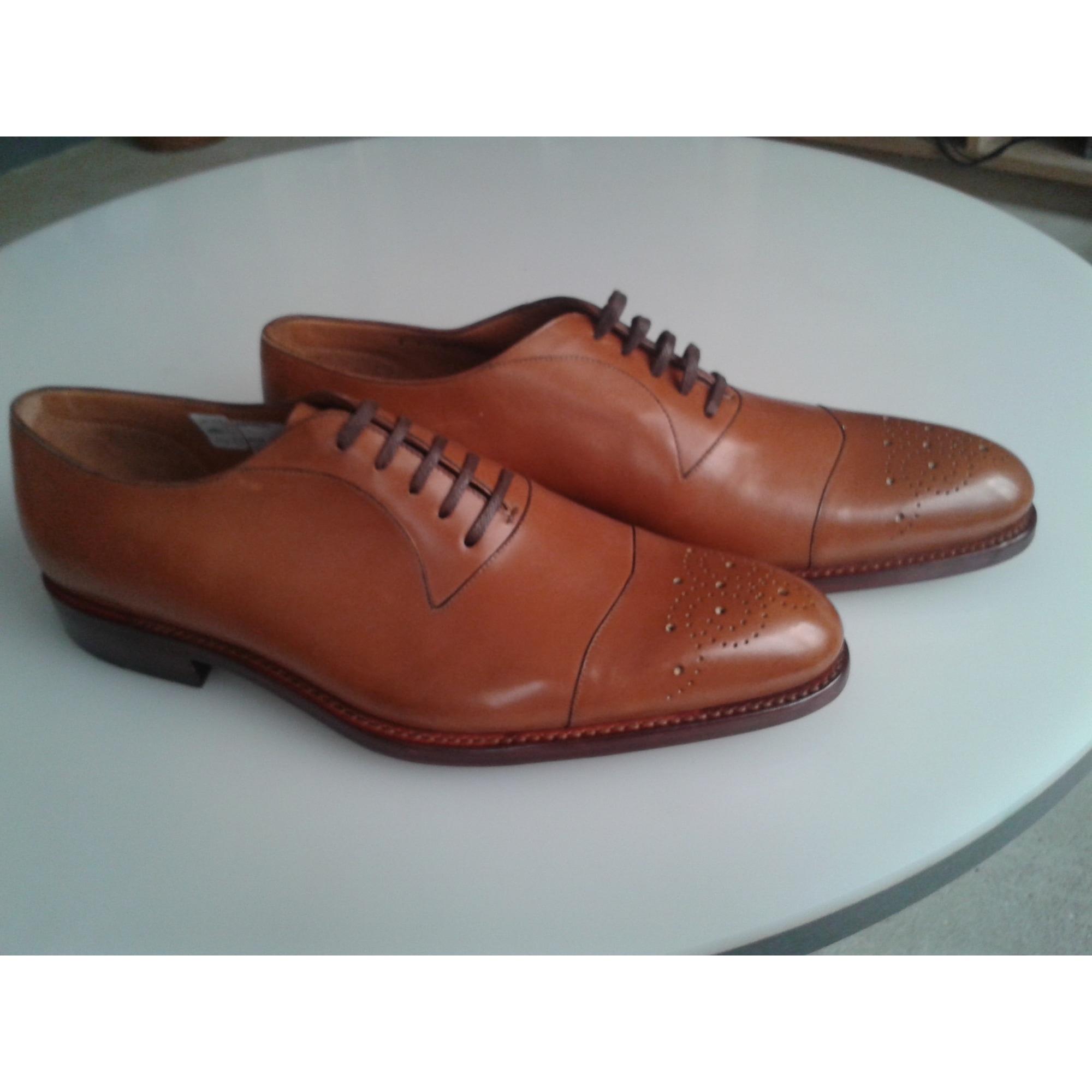 493875e9dbdf Chaussures à lacets LA CORDONNERIE ANGLAISE 42 marron - 2641862