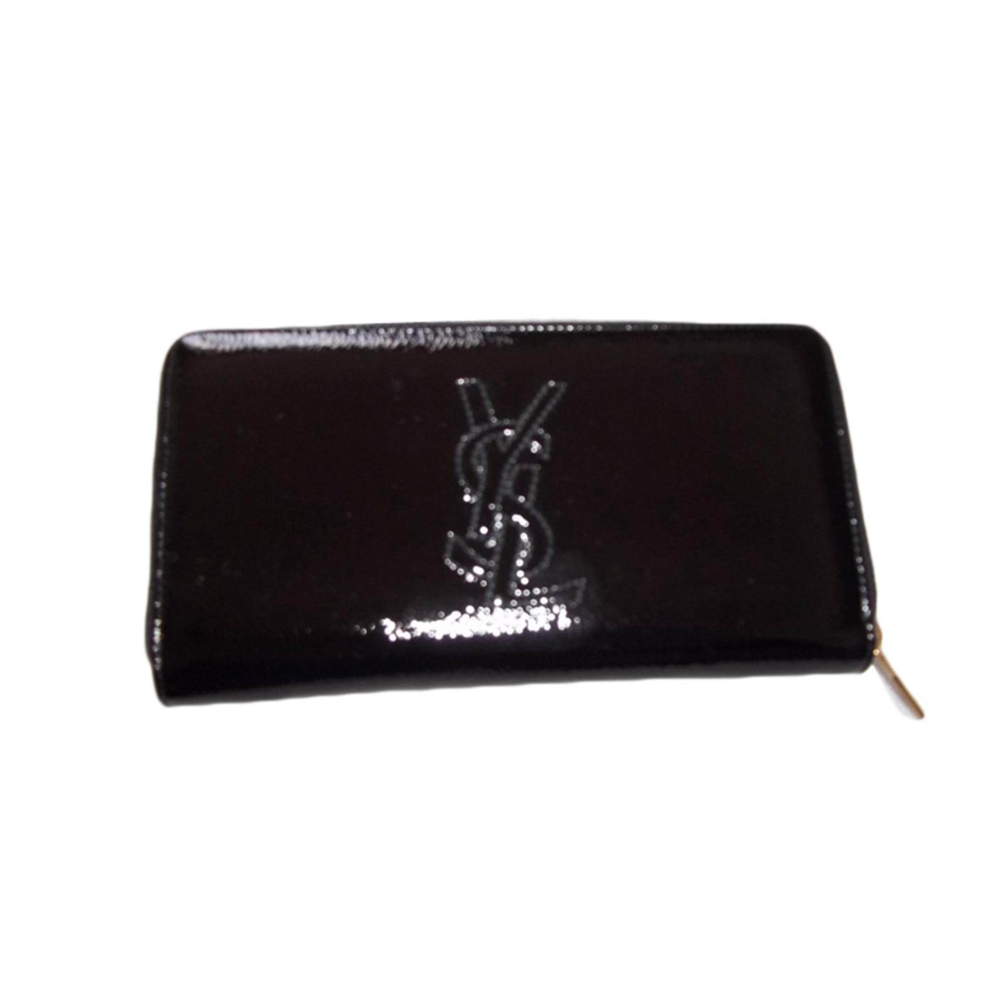 ea958bfc8a96 Portefeuille YVES SAINT LAURENT noir vendu par Marjorie6162 - 2644076