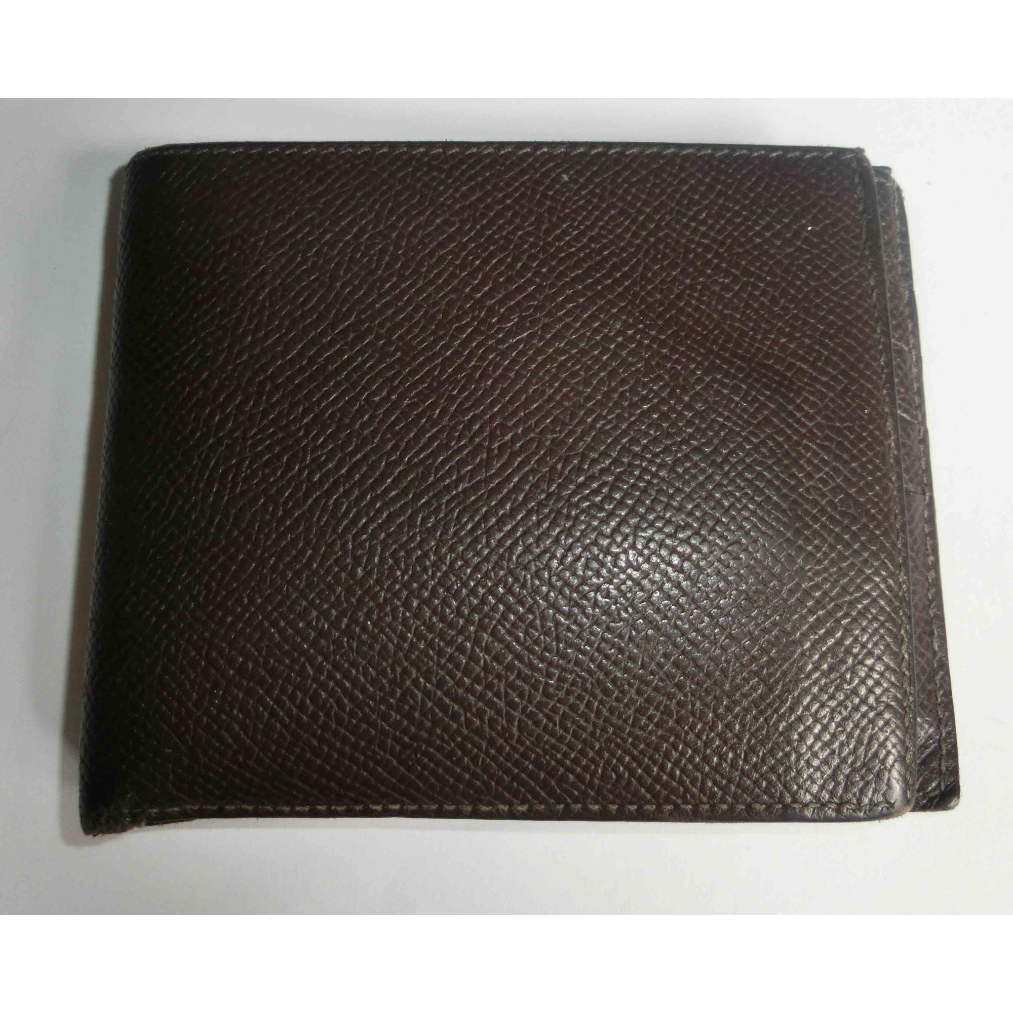 eb4ec52ed9 Portefeuille HERMÈS marron vendu par Destockdress - 2650394
