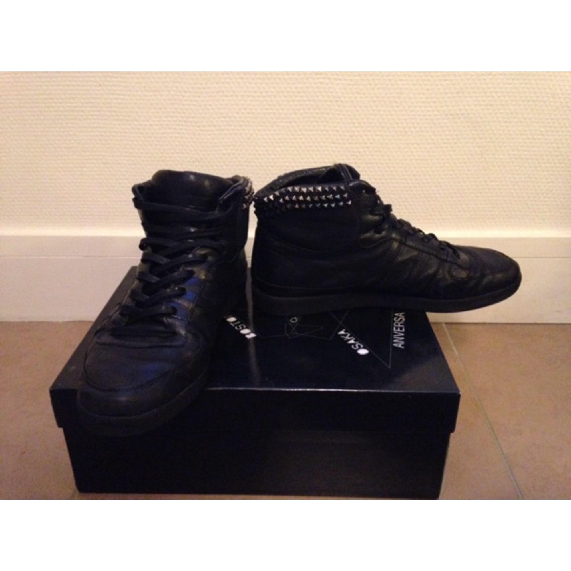 220a8bf4b6 Baskets SERAFINI 41 noir vendu par Blanchardanne - 2671595