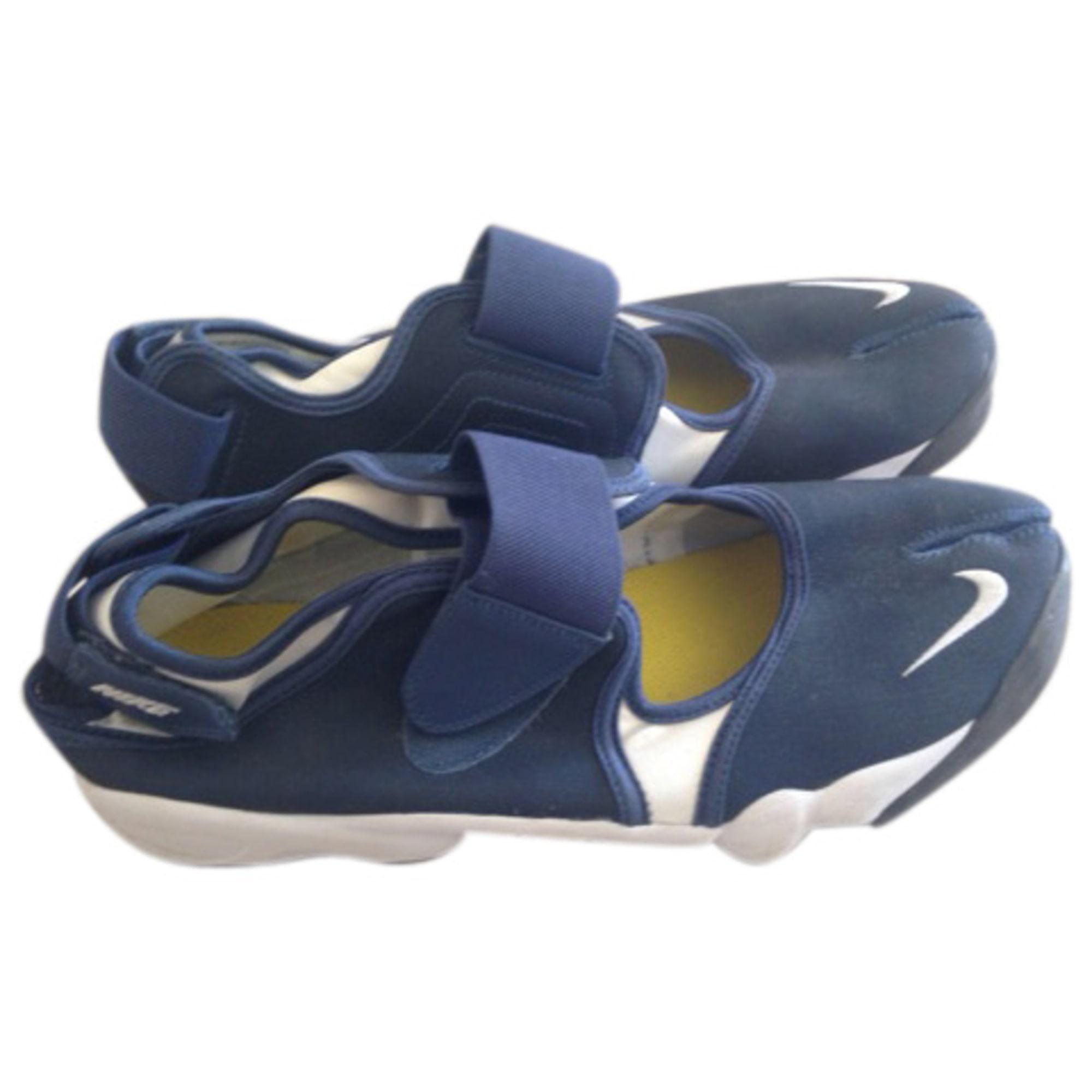 promo code d8870 e46ca Baskets NIKE Bleu, bleu marine, bleu turquoise