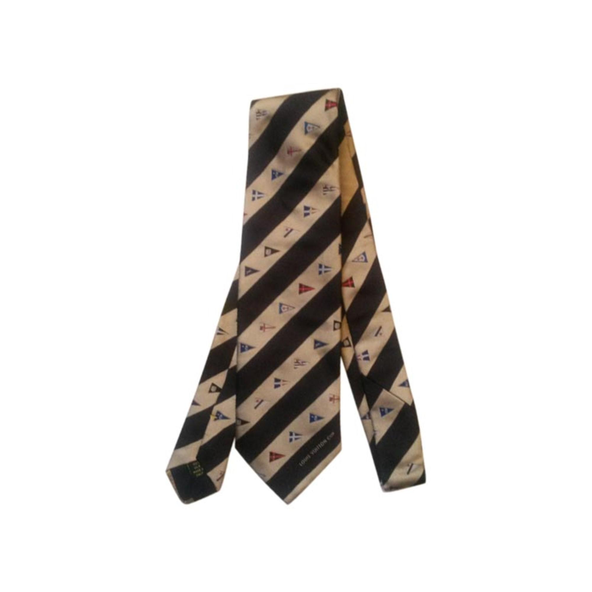 14f9889d94613 Krawatte LOUIS VUITTON blau - 2686096
