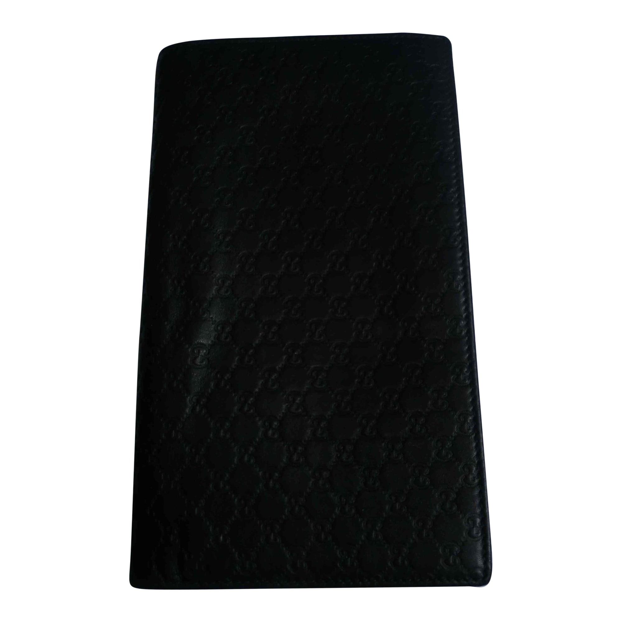 5b0ba2ddfc7f Portefeuille GUCCI noir - 2704564