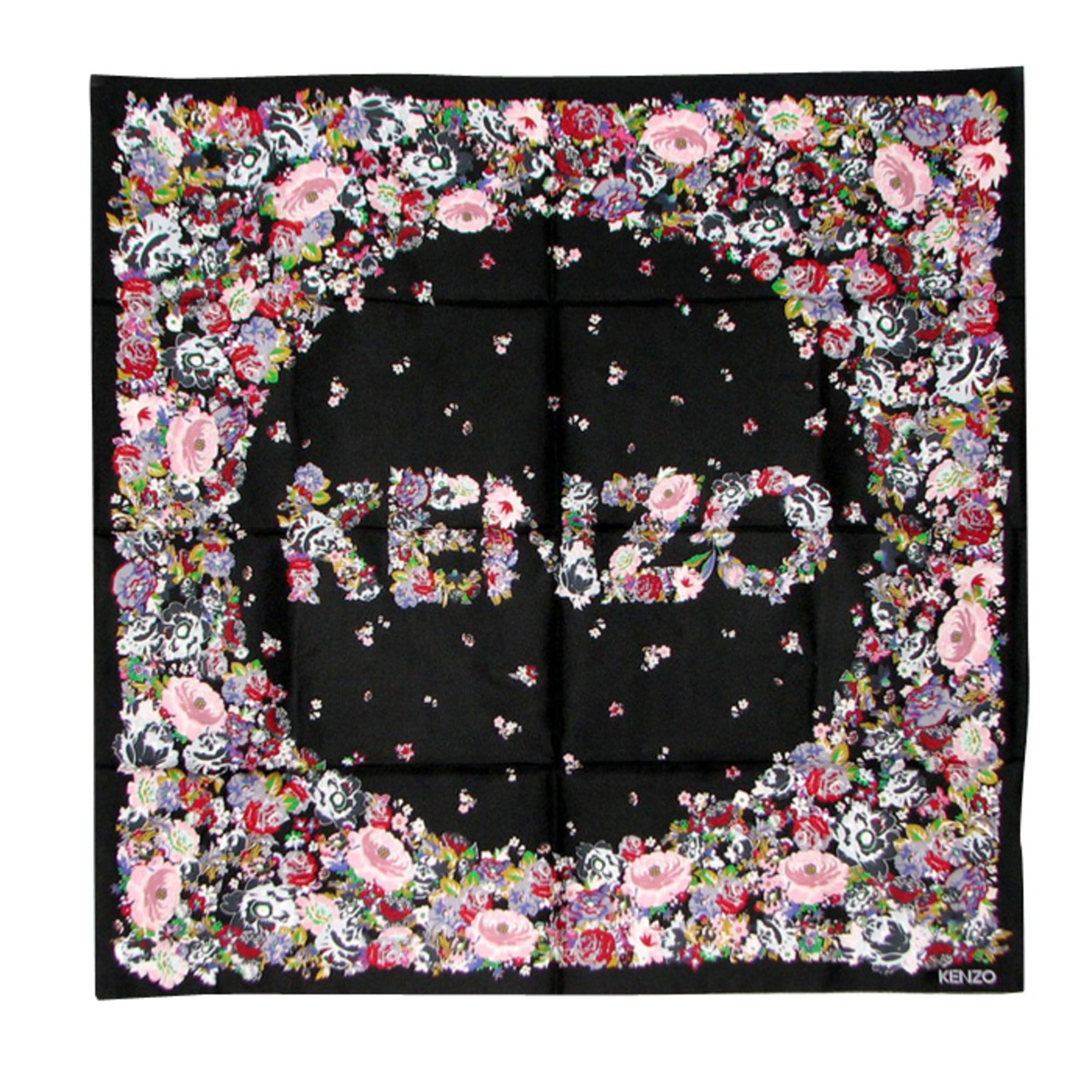 Foulard KENZO multicouleur vendu par Vide dressing ♪♫♪ - 2716510 d08172ea917