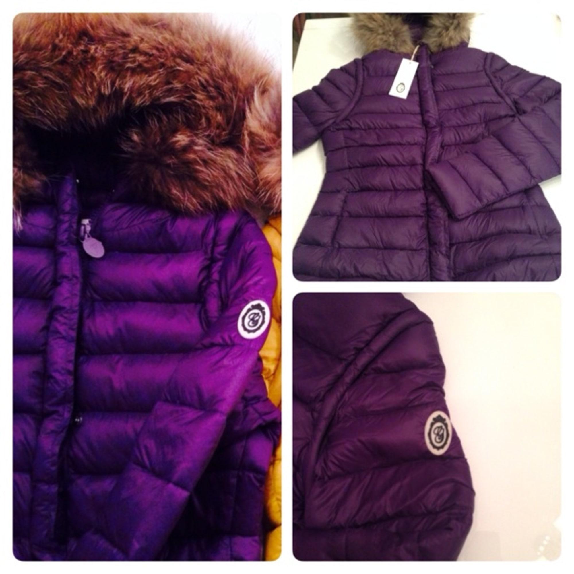Doudoune GERTRUDE 36 (S, T1) violet vendu par Serial shoppeuse 13 ... 3e0fae613a86