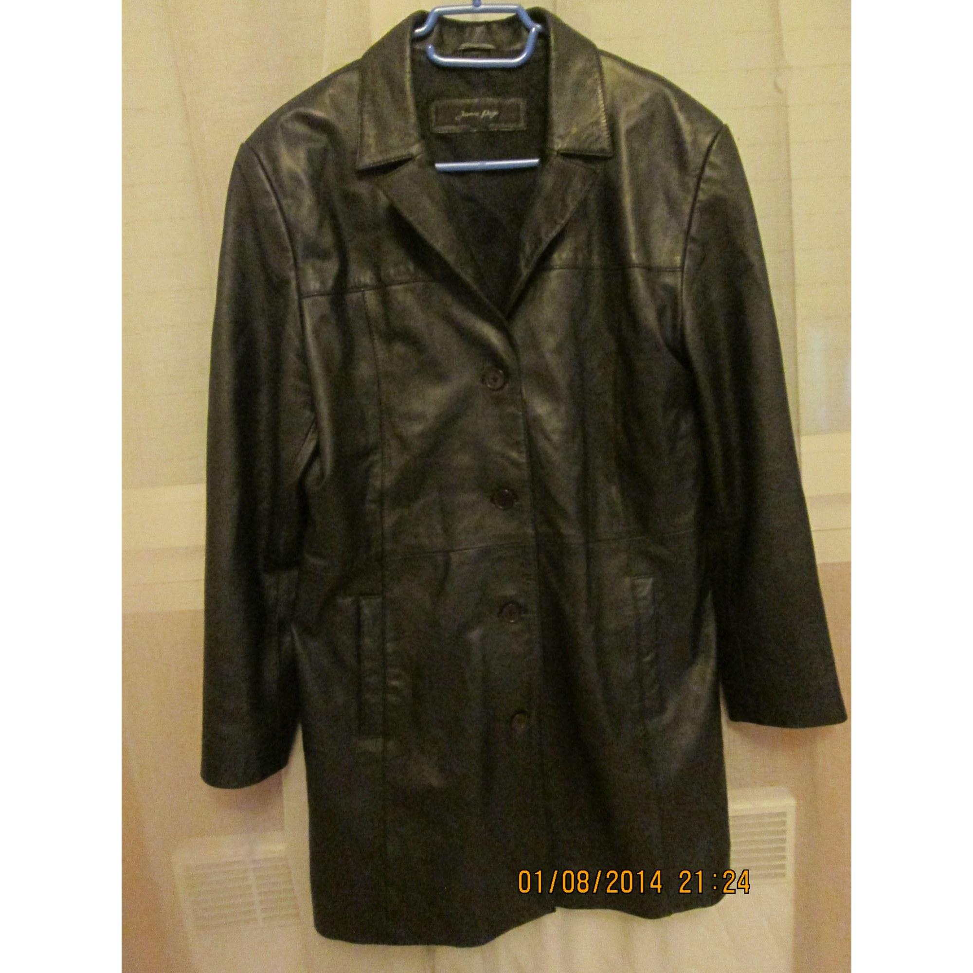 Les vestes en cuir pour femme