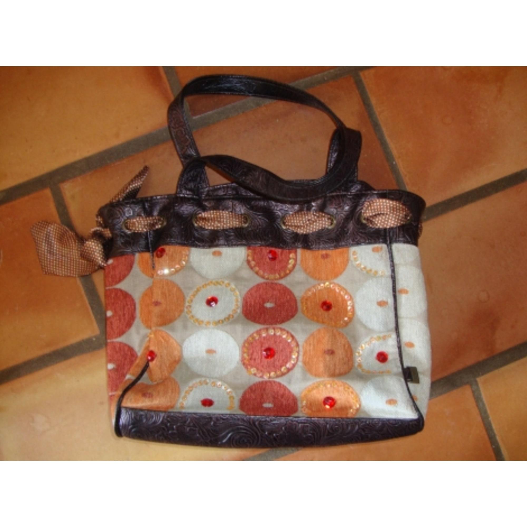 Aliçou En 2747135 Sac Lollipops Vendu Main À Par Orange Tissu 2YHIE9WD