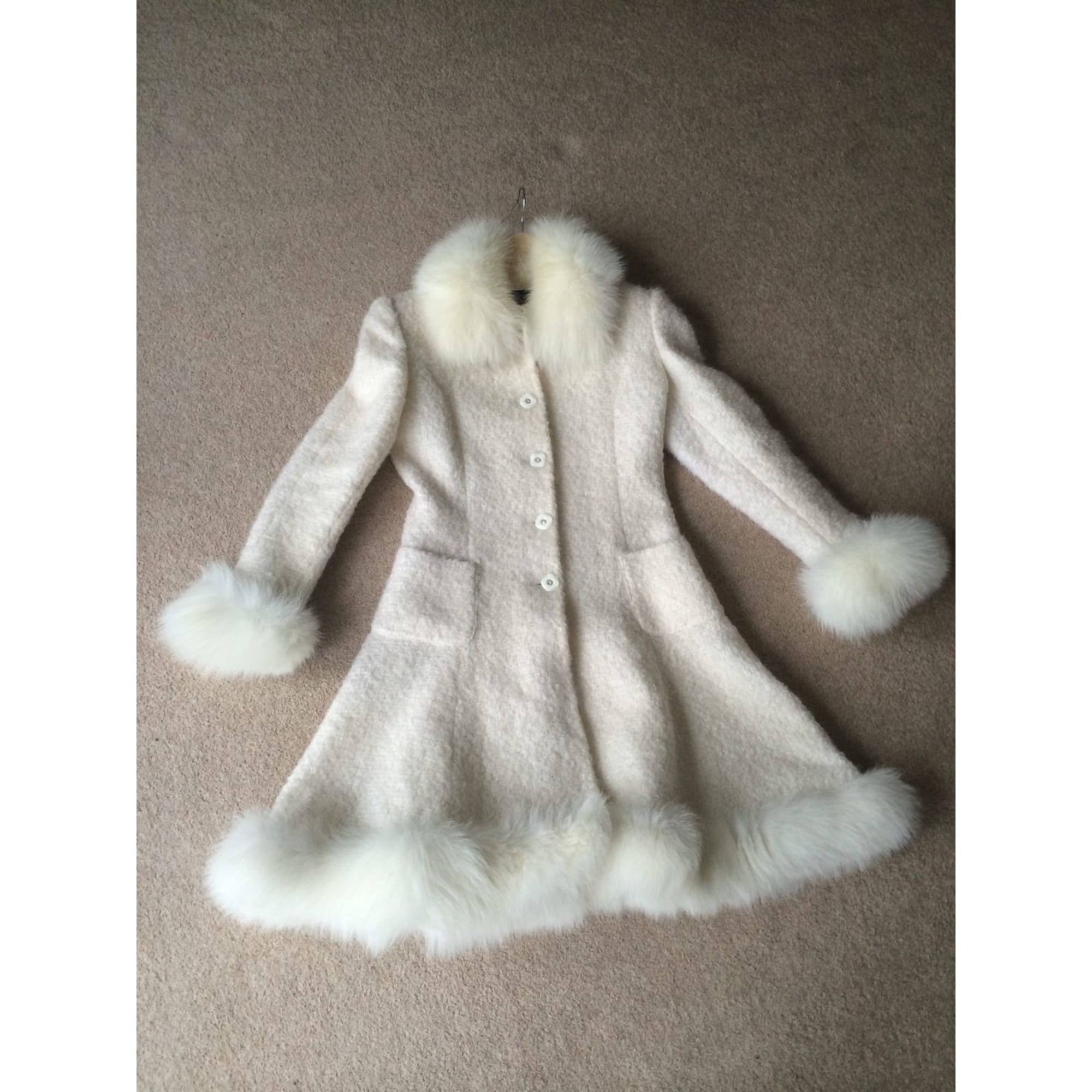 fa80f2b2175ef Fur Coat BAYA PARIS 36 (S