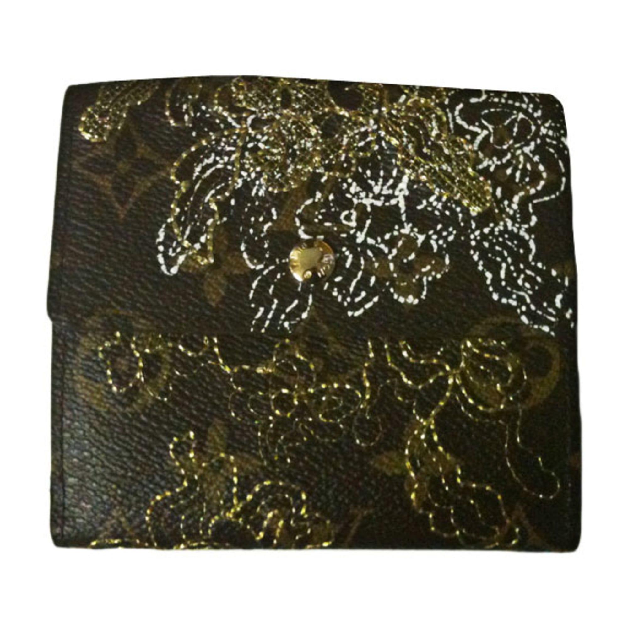 3e472427ab9 Portefeuille LOUIS VUITTON marron vendu par Jade sue590381 - 2794533