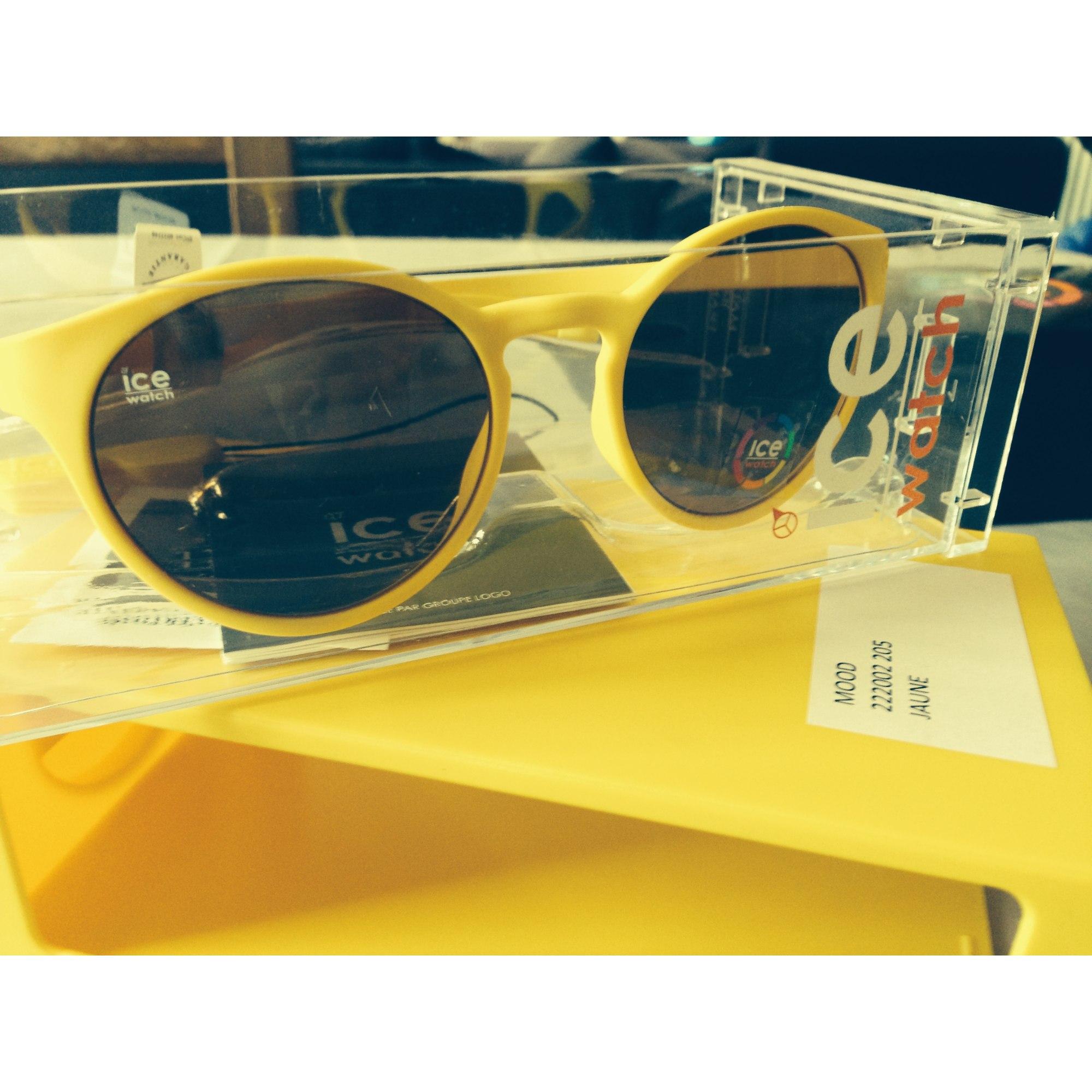 Lunettes de soleil ICE WATCH jaune vendu par Christelle c209533 ... c8d9d40fb868