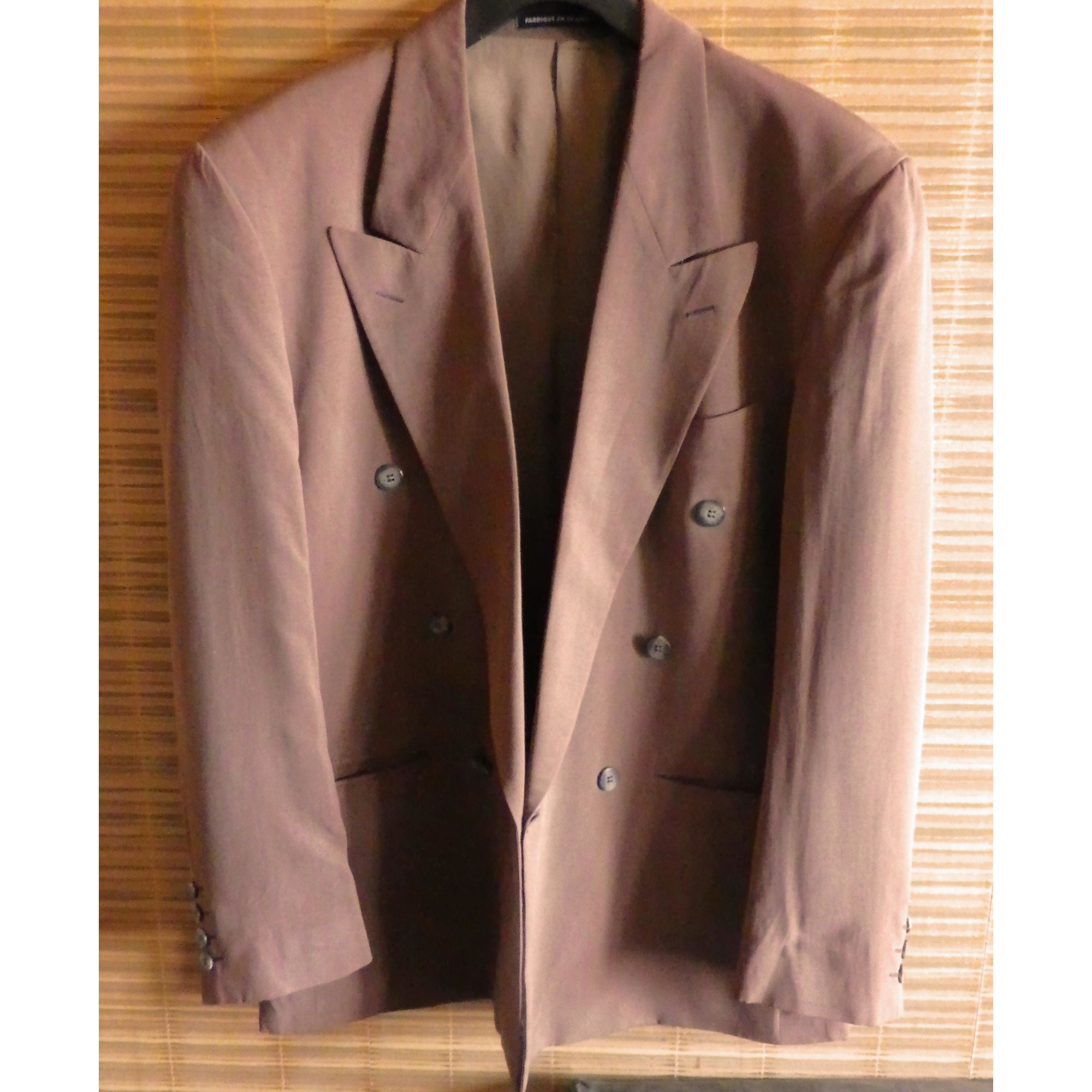 Veste YVES SAINT LAURENT Marron