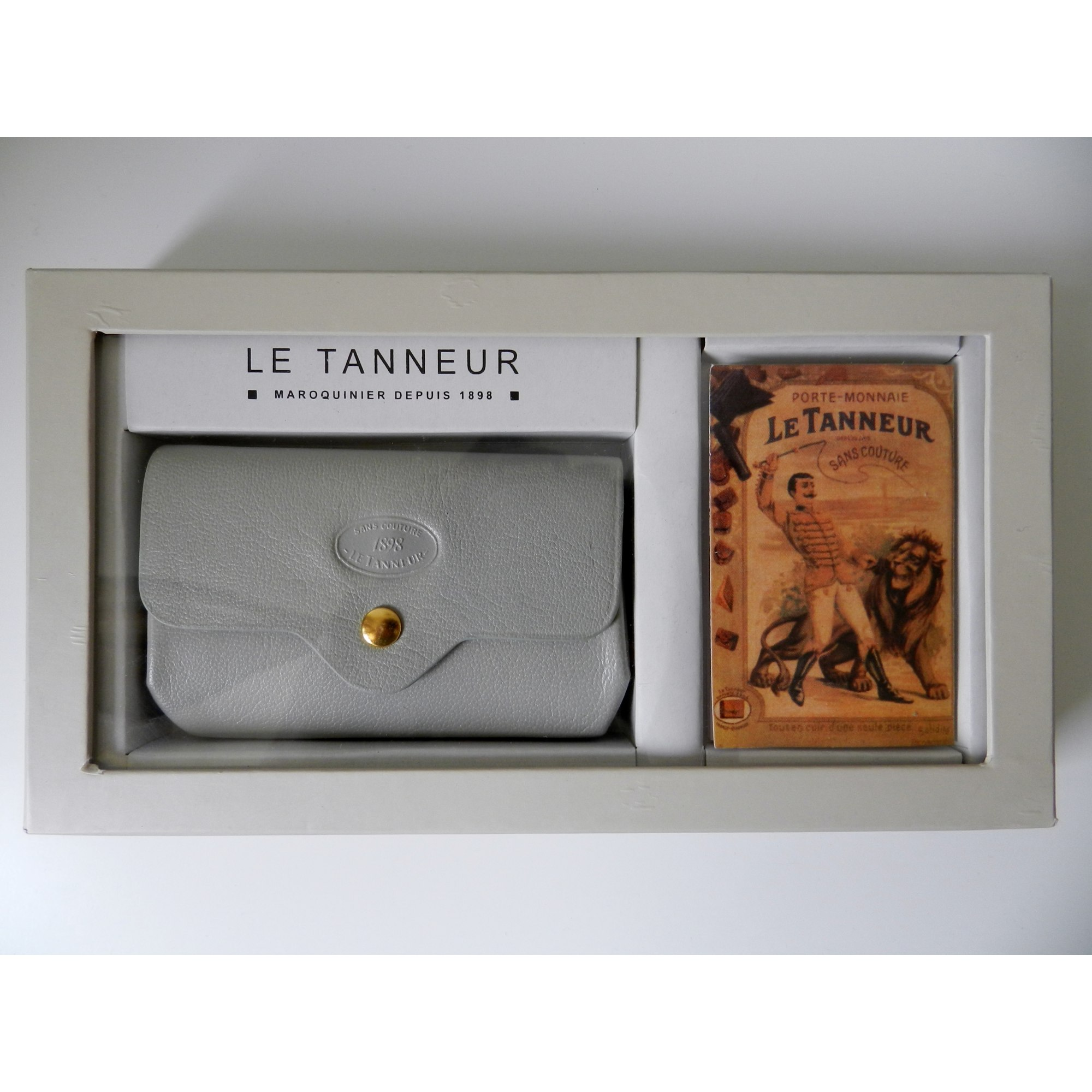 Monnaie Gris Porte Romane Tanneur 292275 Lecarpentier Par Le Vendu 3KFJTl1c