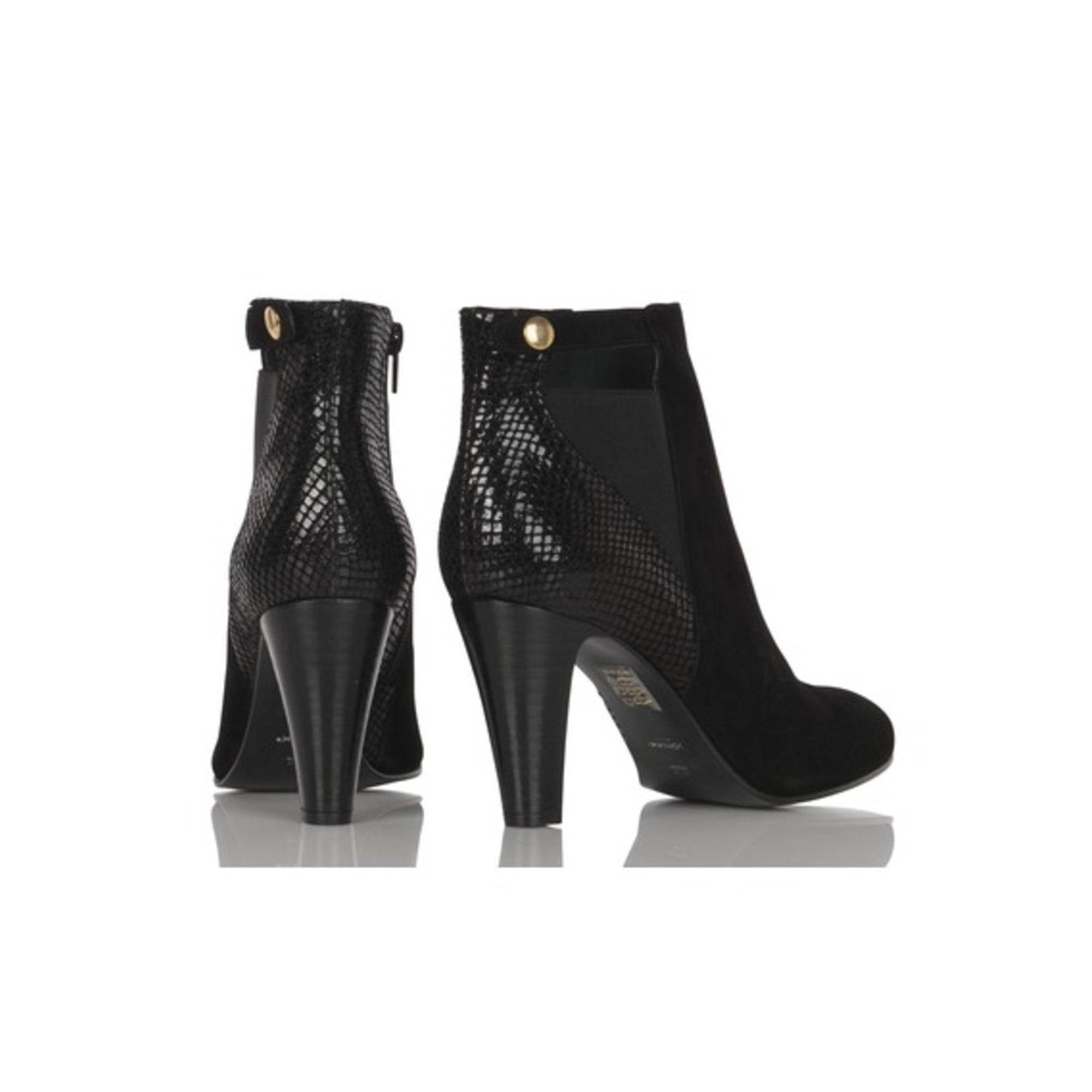 e69c10aa02c Bottines   low boots à talons JONAK 39 noir - 2944254
