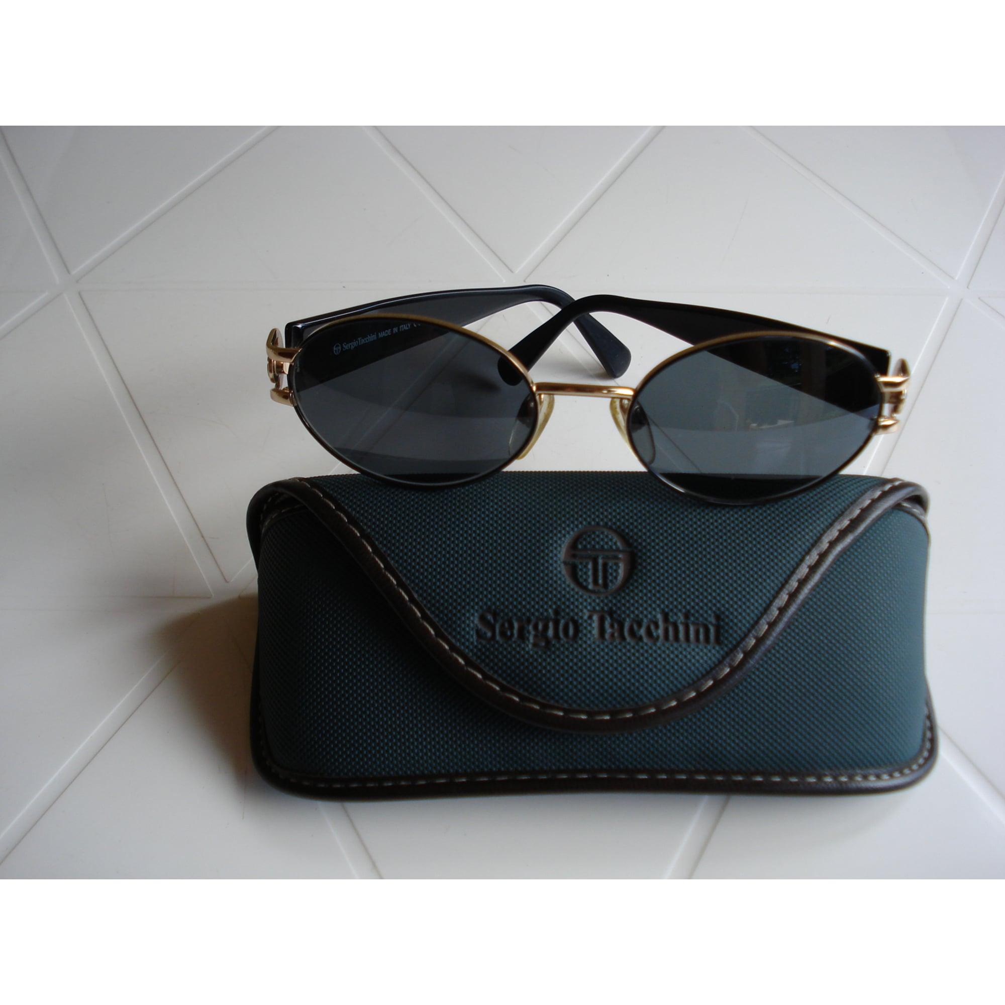 67051701c734a2 Lunettes de soleil SERGIO TACCHINI noir vendu par Blueangel66714 ...