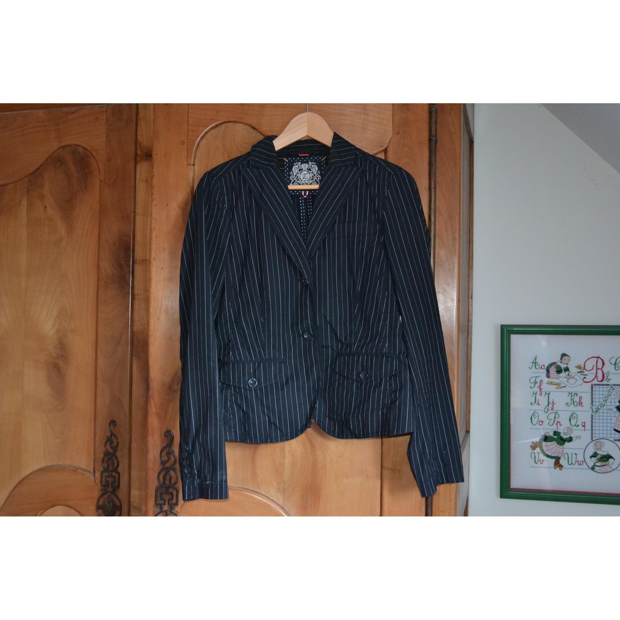 Tailleur pantalon ESPRIT Bleu, bleu marine, bleu turquoise