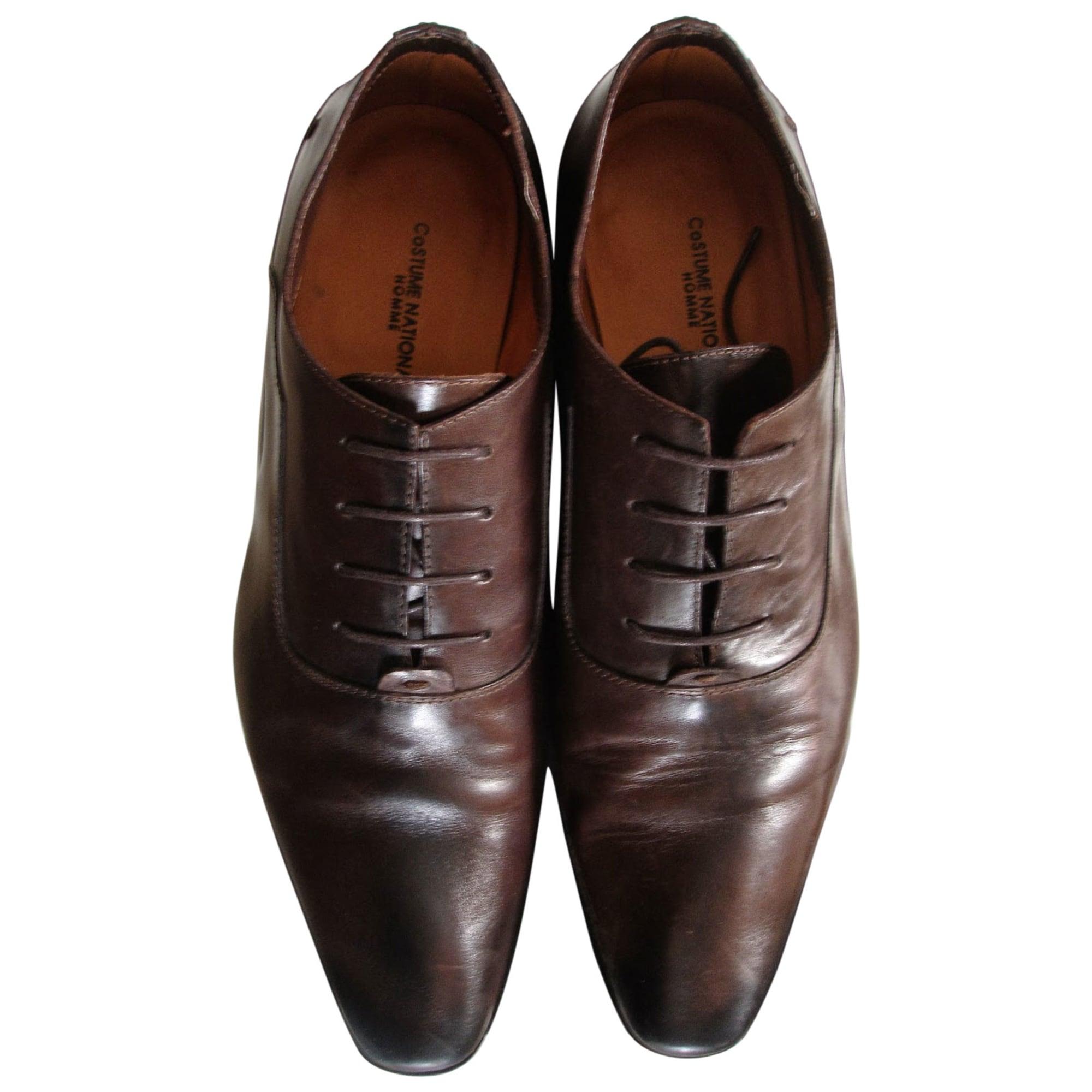 livraison rapide quantité limitée grandes variétés Chaussures à lacets