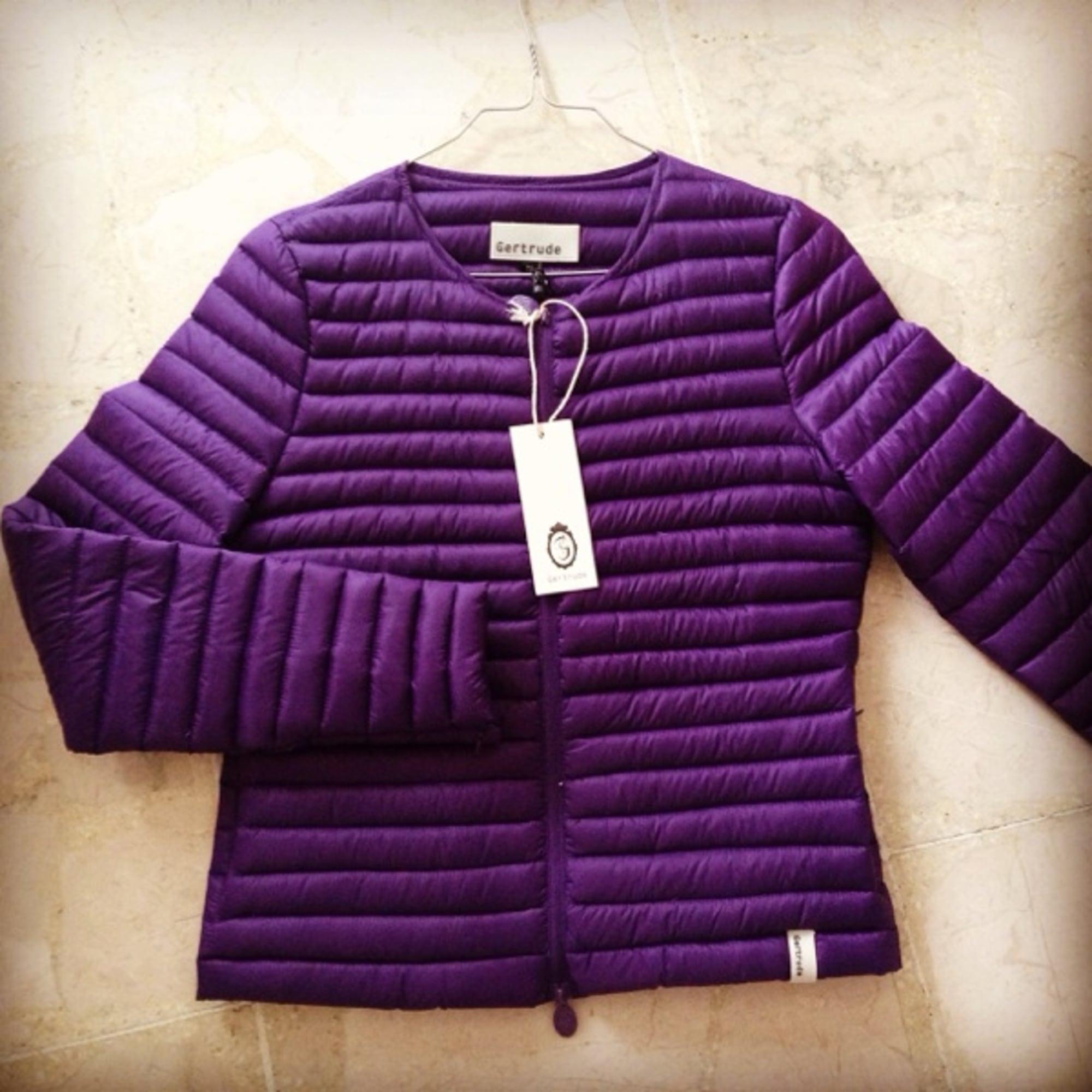 Doudoune GERTRUDE 34 (XS, T0) violet - 3032510 eb631eb029b9